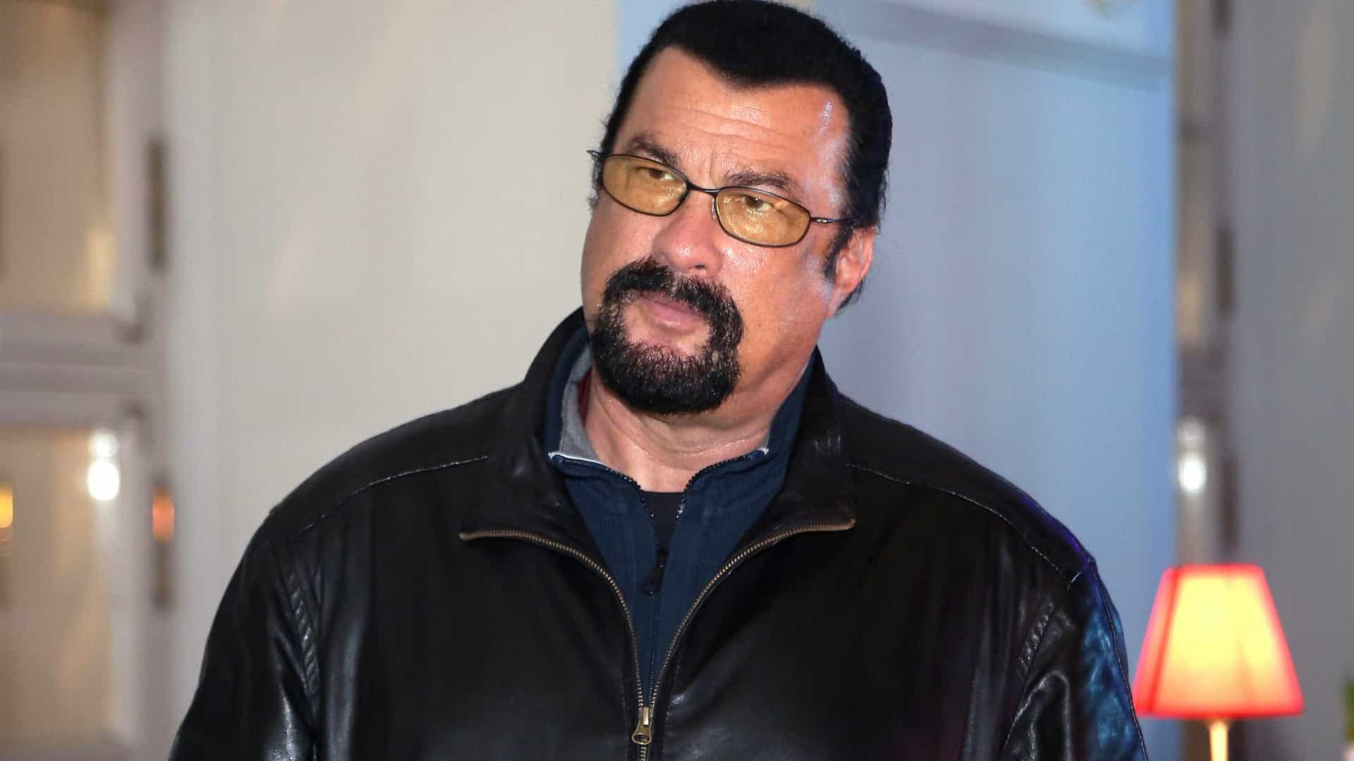 Steven Seagal investigado por caso de abuso sexual