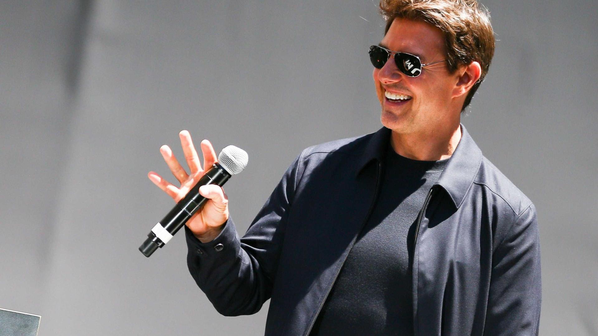 Eis o ator com quem Tom Cruise ainda não contracenou, mas quer muito...