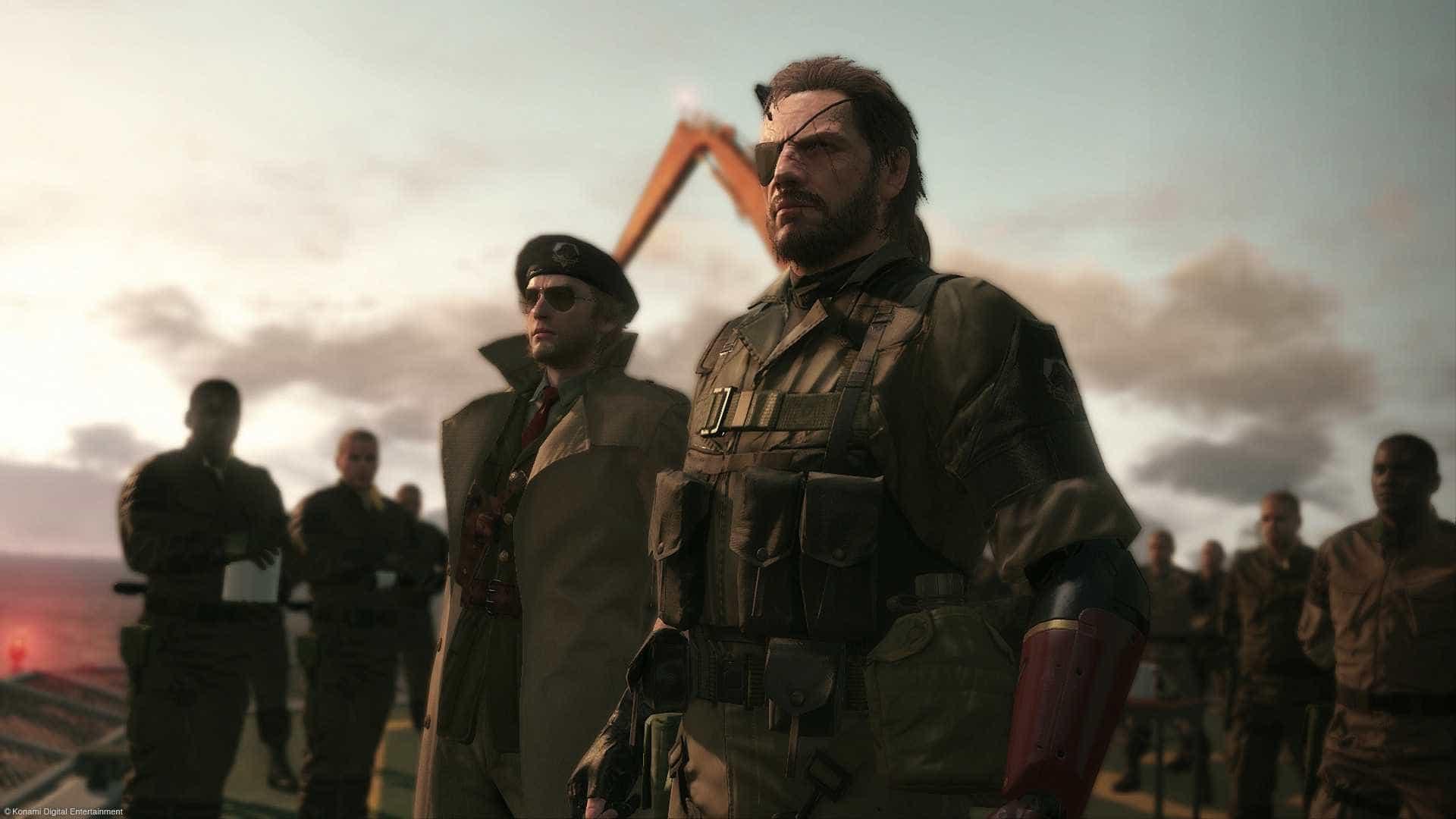 'Metal Gear Solid' está entre os jogos grátis da PlayStation