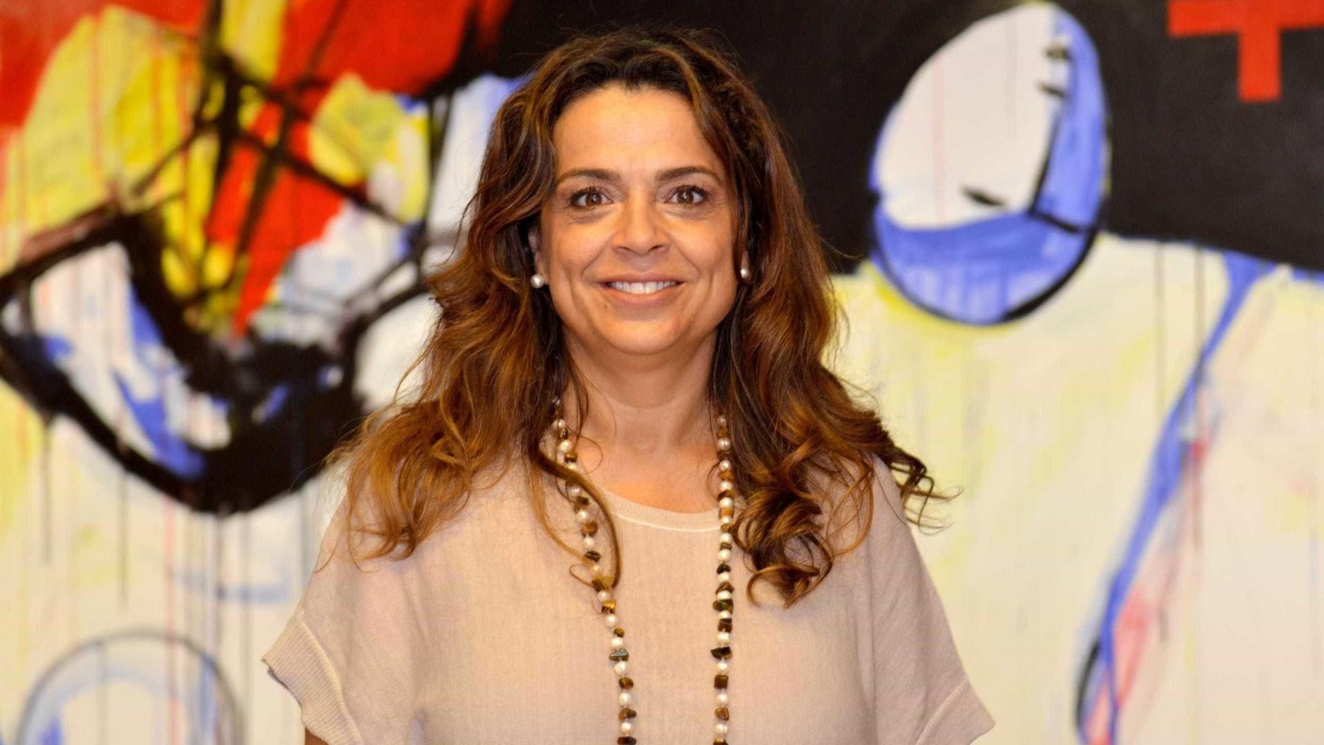 """Luísa Salgueiro candidata a líder do PS/Matosinhos para """"unir"""" partido"""