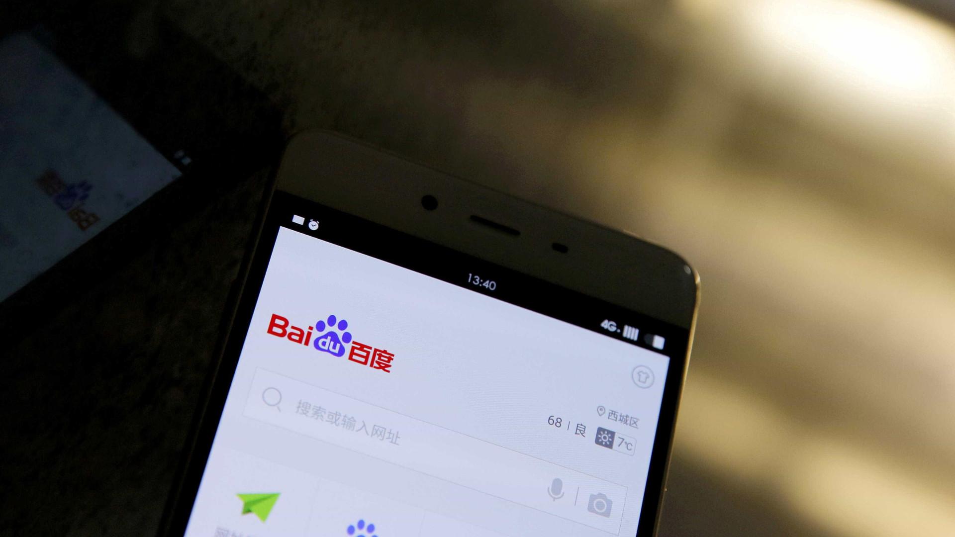 Rival chinesa da Google está pronta para o 'combate'