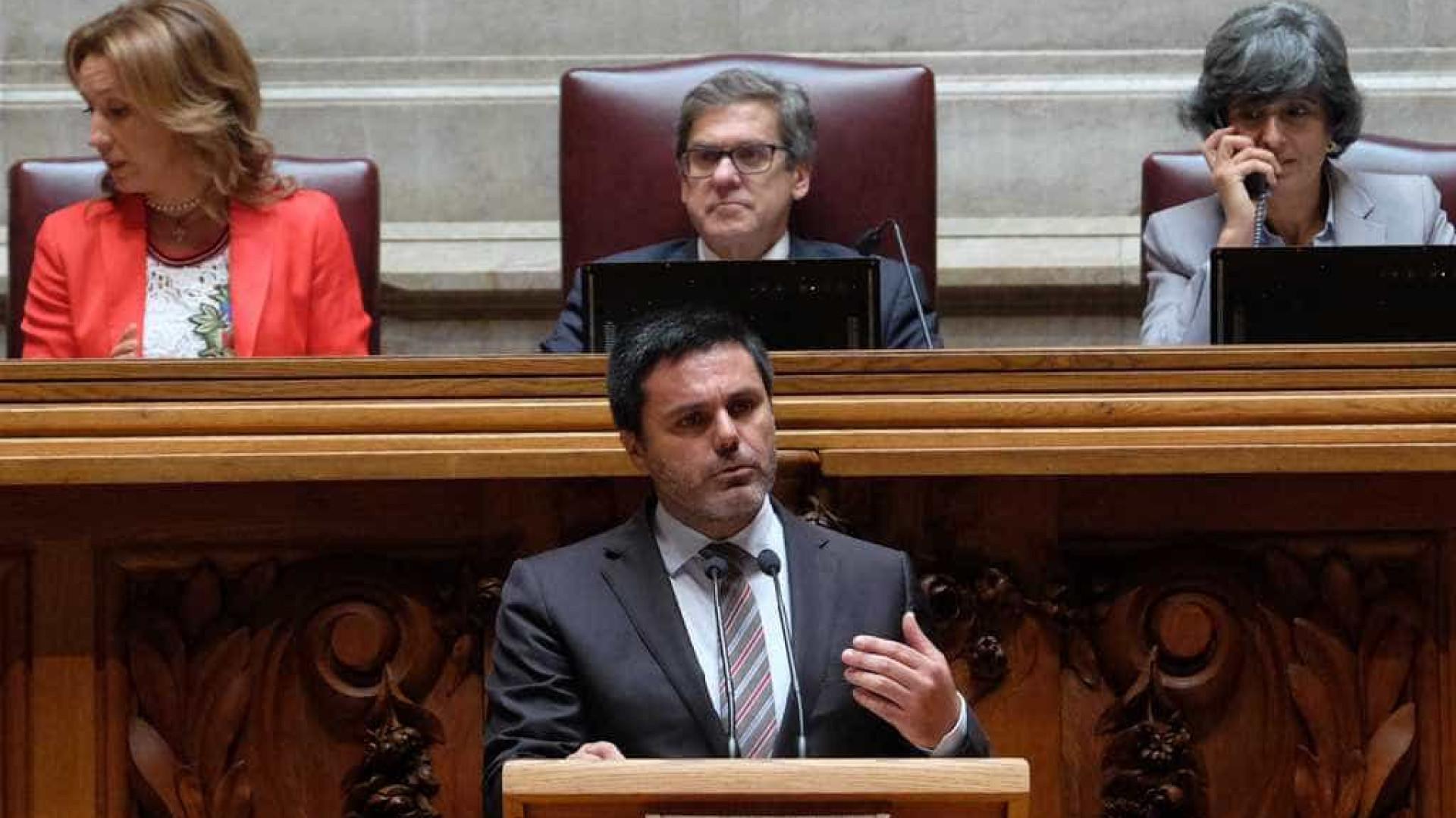 Miguel Santos desiste da corrida à liderança da Distrital do PSD/Porto