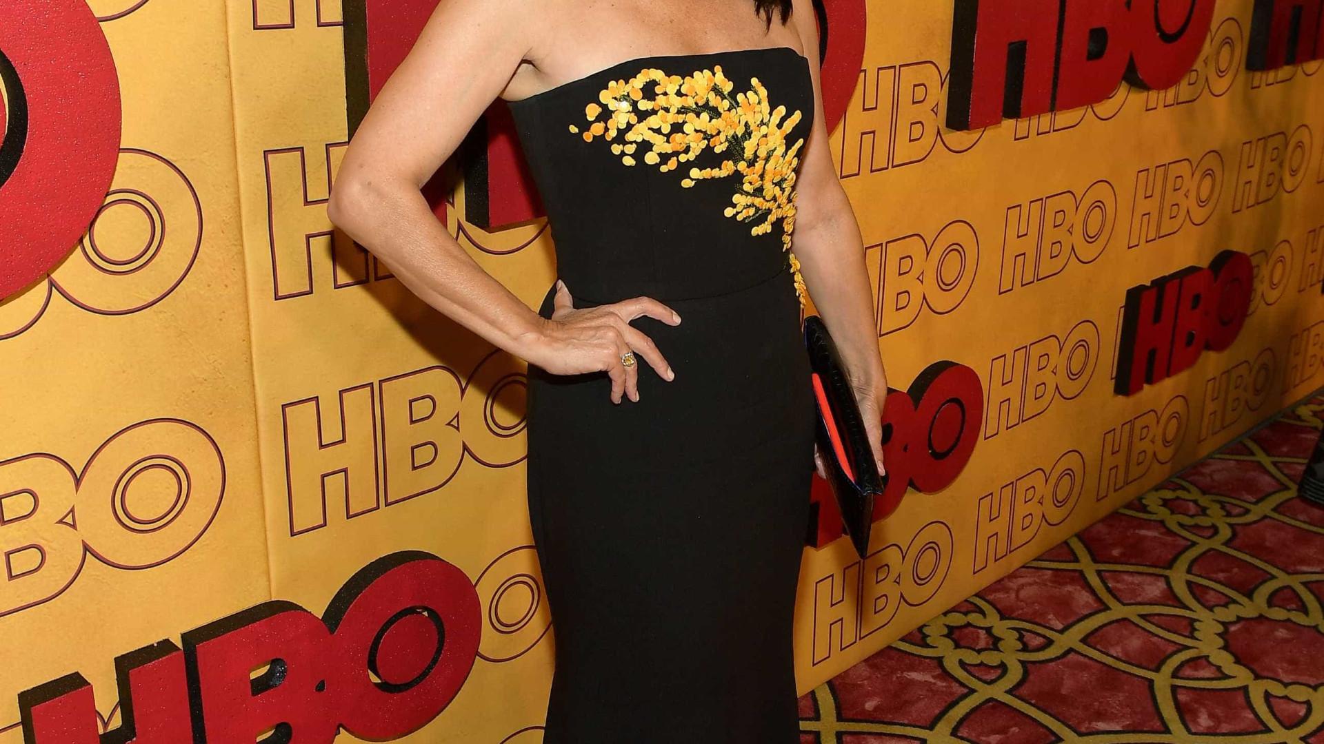 Julia Louis-Dreyfus revela que foi diagnosticada com cancro da mama