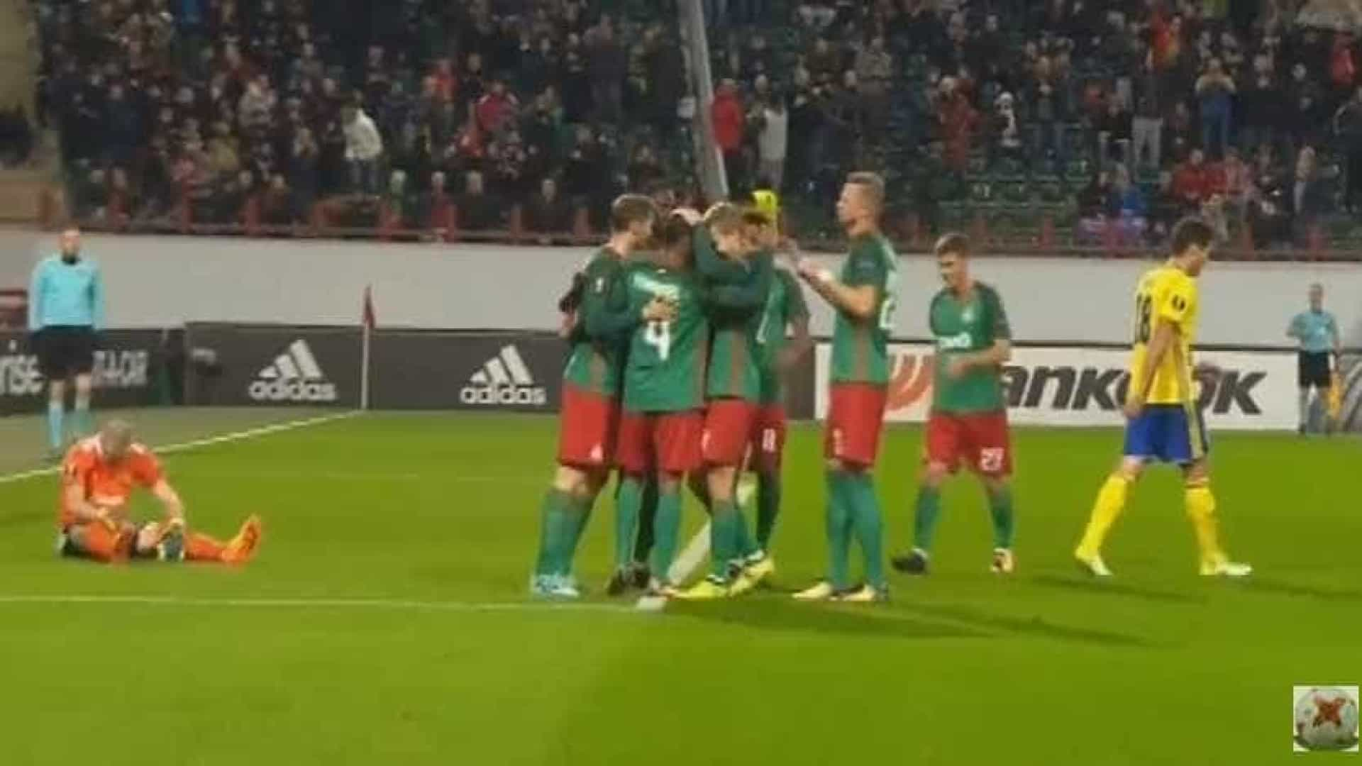 Manuel Fernandes e Eder marcam na vitória do Lokomotiv Moscovo