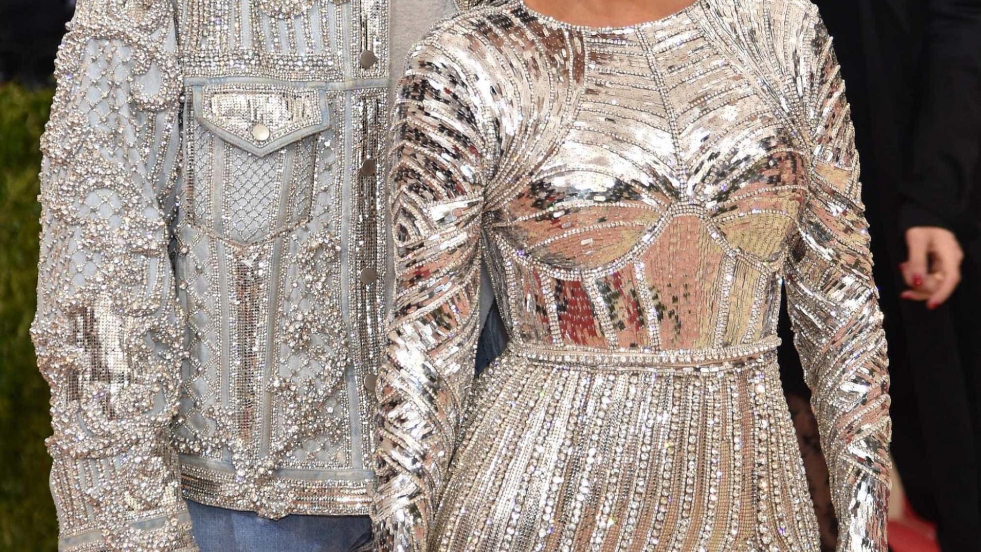 Kim Kardashian assinala aniversário de Kanye West com declaração de amor