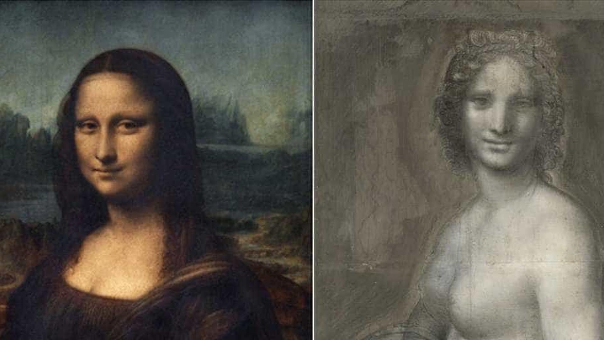 Curador acredita ter encontrado rascunho de Mona Lisa