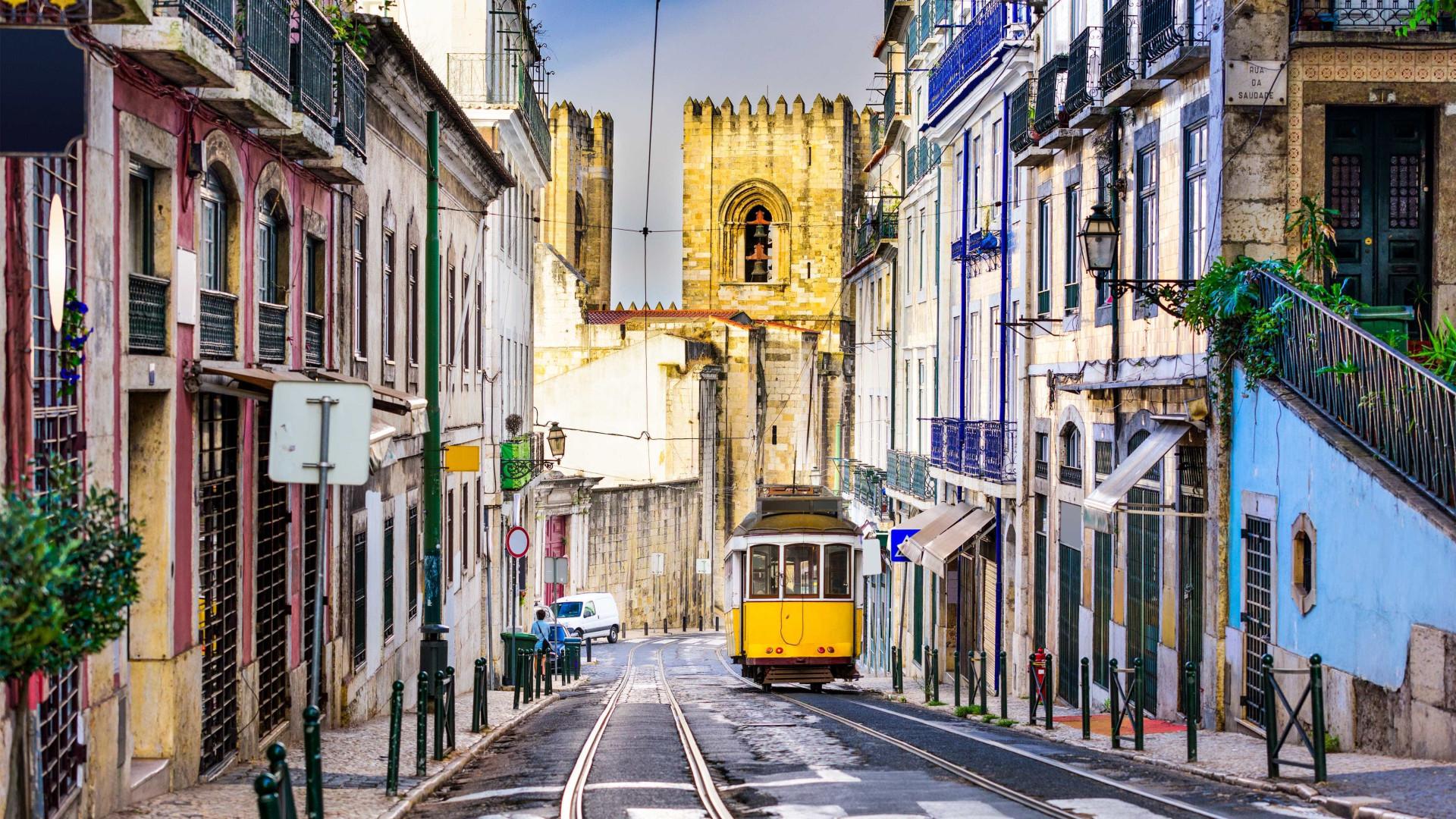E o 'óscar' de melhor destino turístico de 2017 vai para... Portugal