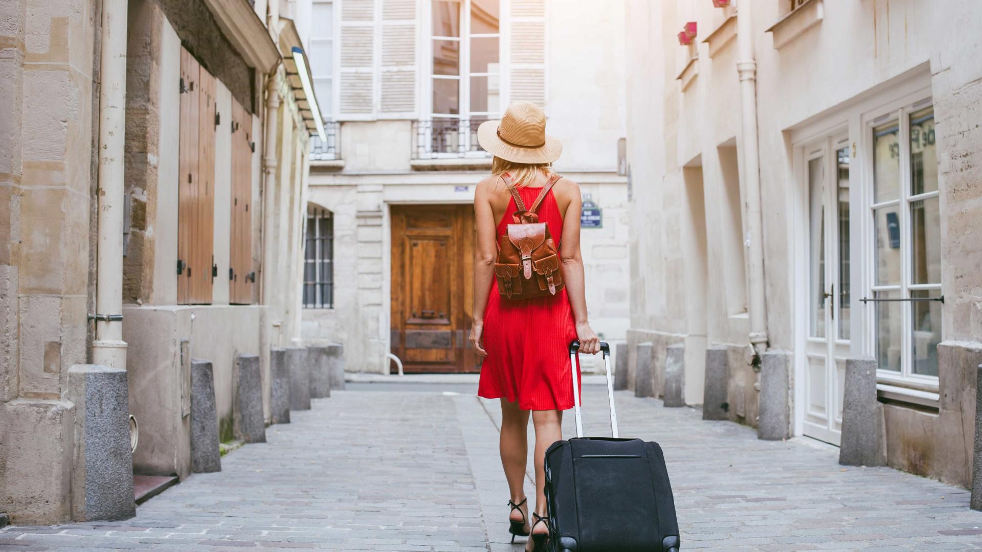 Mais de 93% dos portugueses pretendem viajar em férias este ano