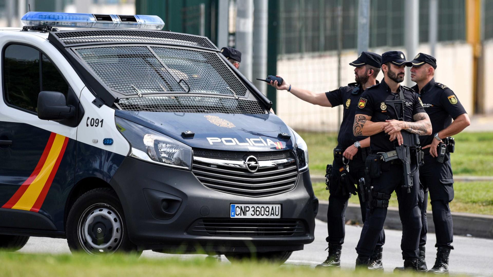 Human Rights Watch acusa polícia espanhola de violência