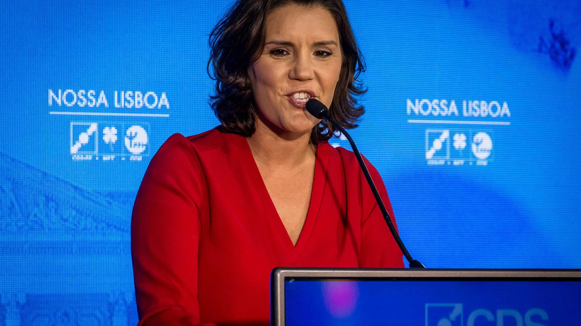 """""""É importante haver várias vozes no centro-direita em Portugal"""""""