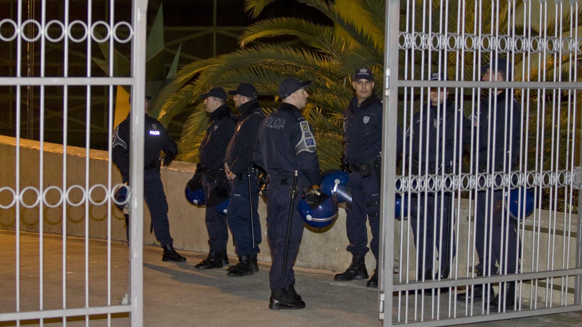 PSP: 41 pessoas detidas nas últimas 24 horas