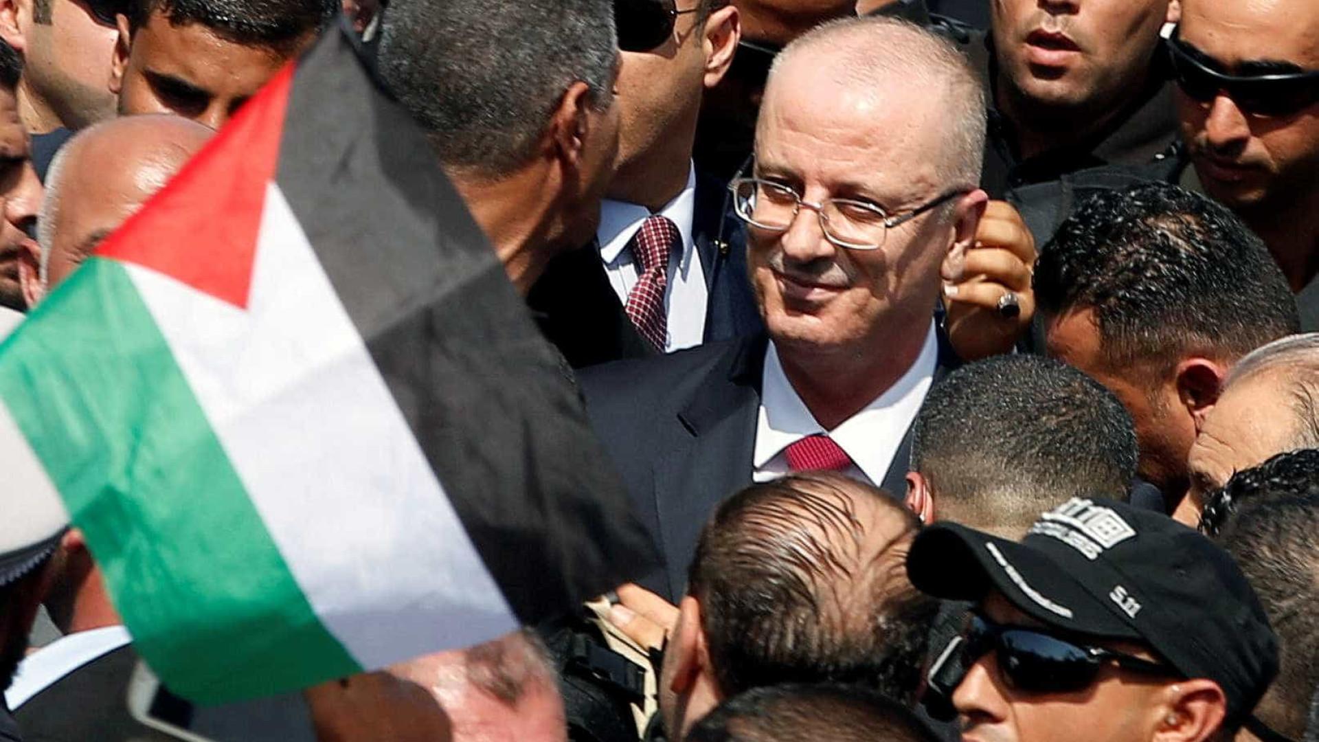 Primeiro-ministro palestiniano em Gaza num teste à reconciliação