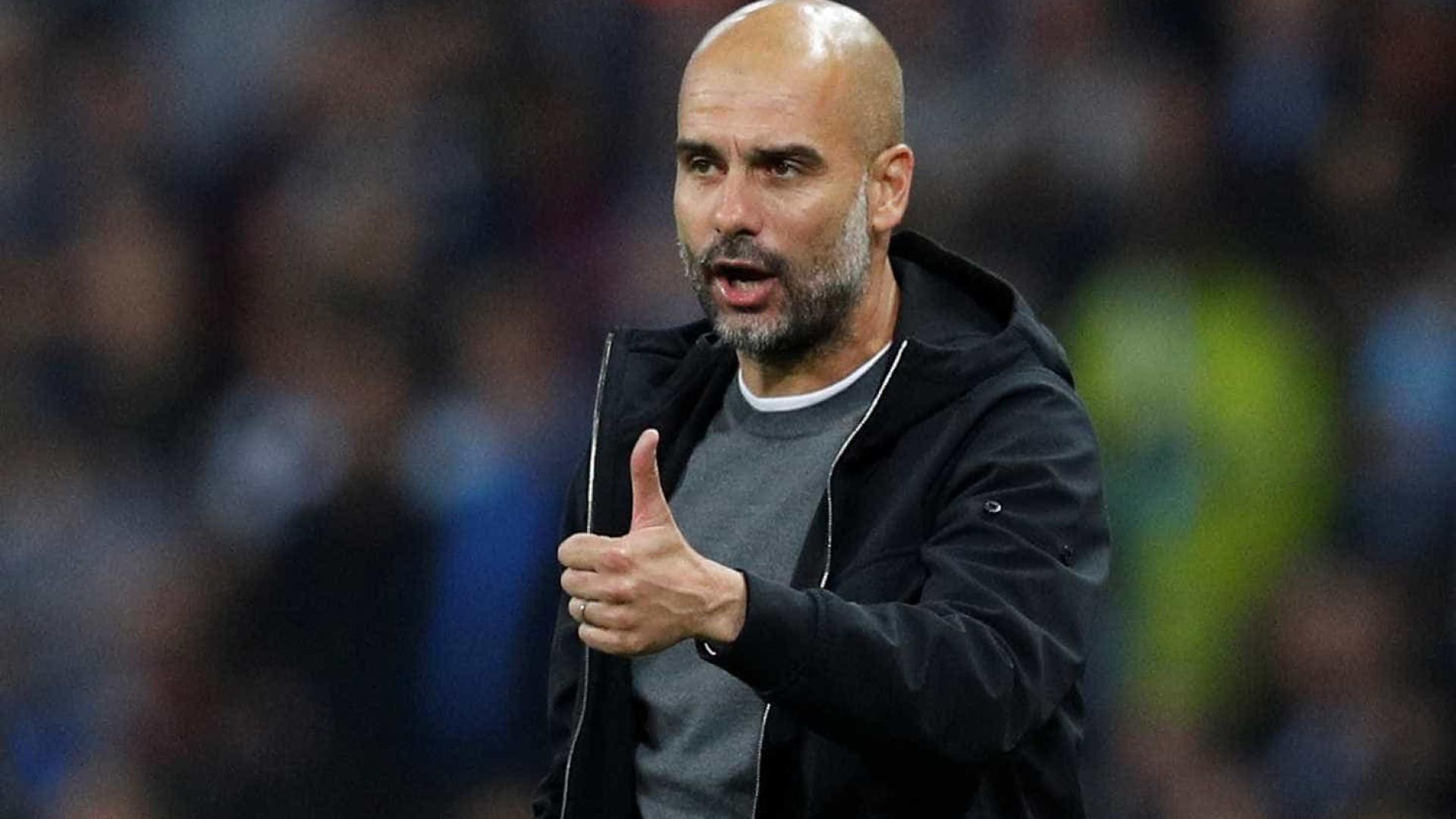 Pep Guardiola renova com o Manchester City