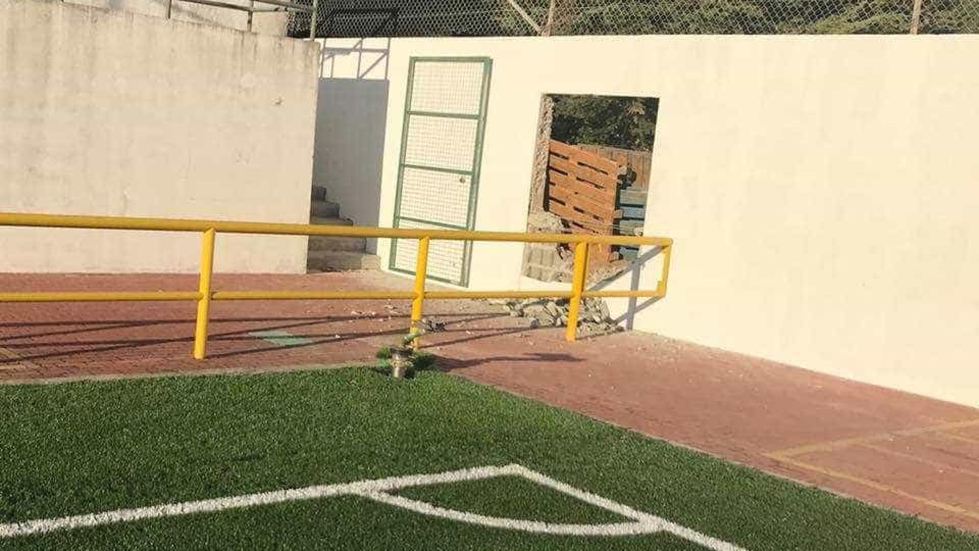 Sporting arrisca jogar à porta fechada se lançar juniores em Oleiros
