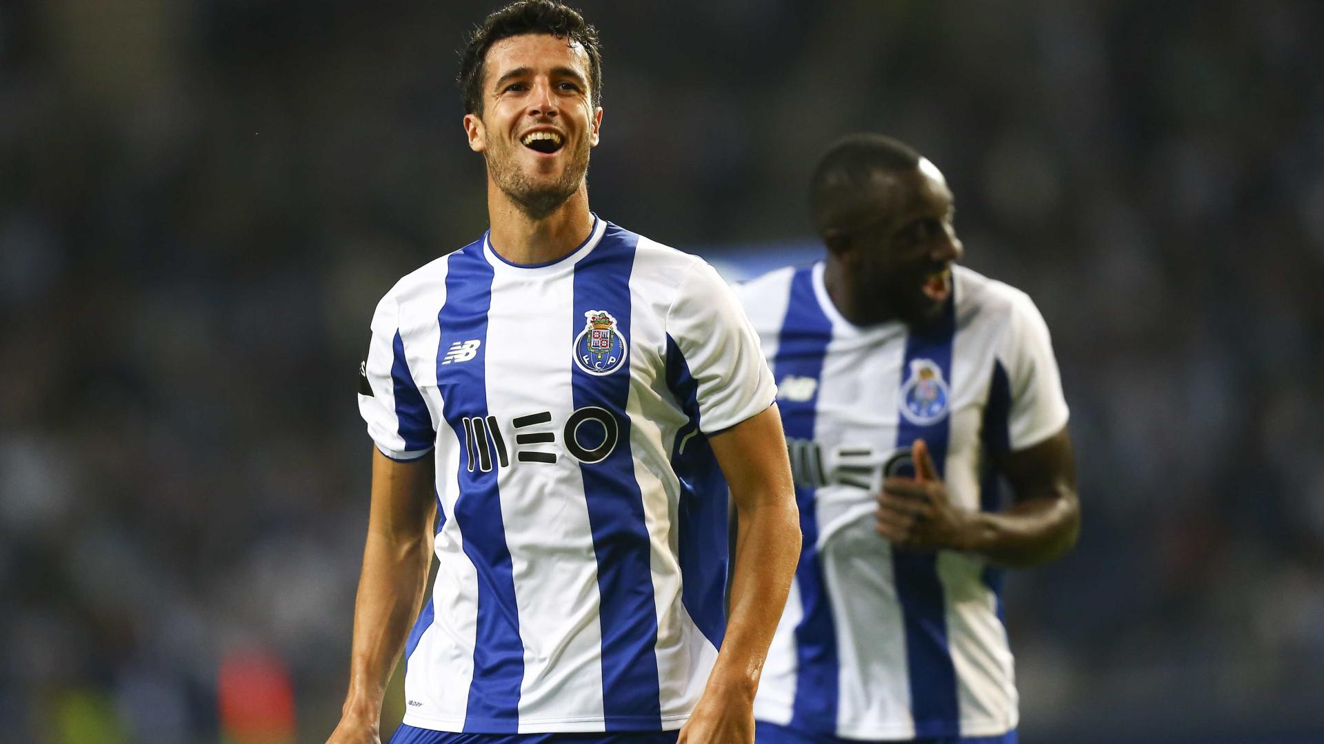 FC Porto já abriu negociações com Marcano