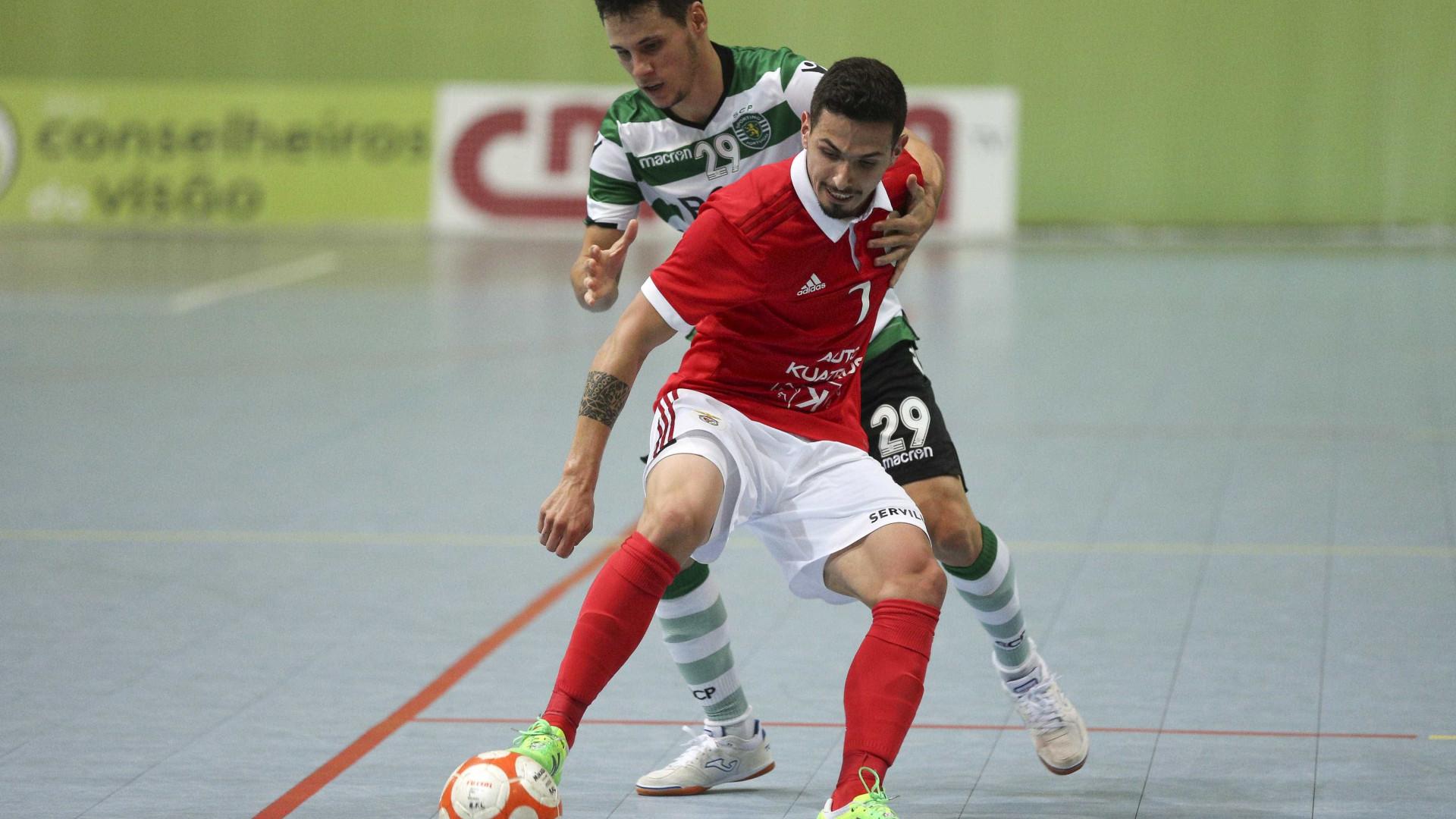 Sporting vence Benfica e conquista Taça de Honra e005de88f1e84