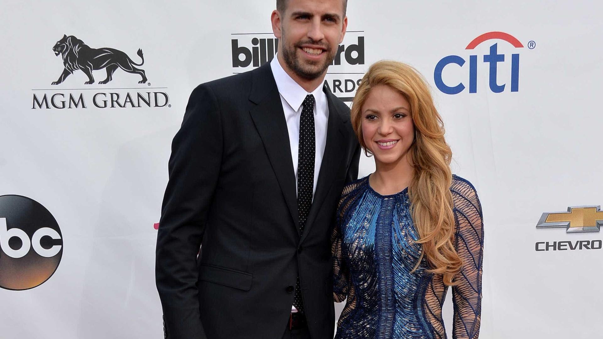 Pais de Shakira comentam rumores da separação (que já foi desmentida)