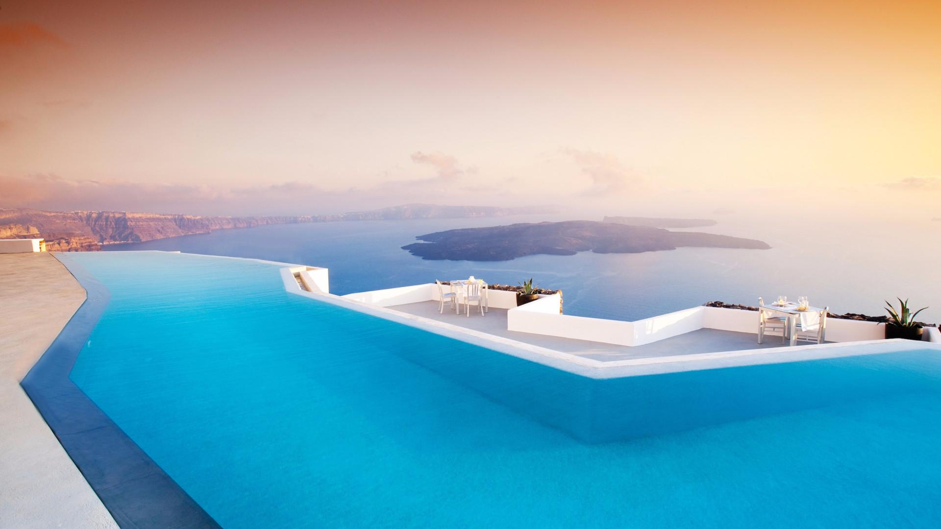 Not cias ao minuto estas s o as piscinas infinitas mais for Imagenes de piscinas bonitas