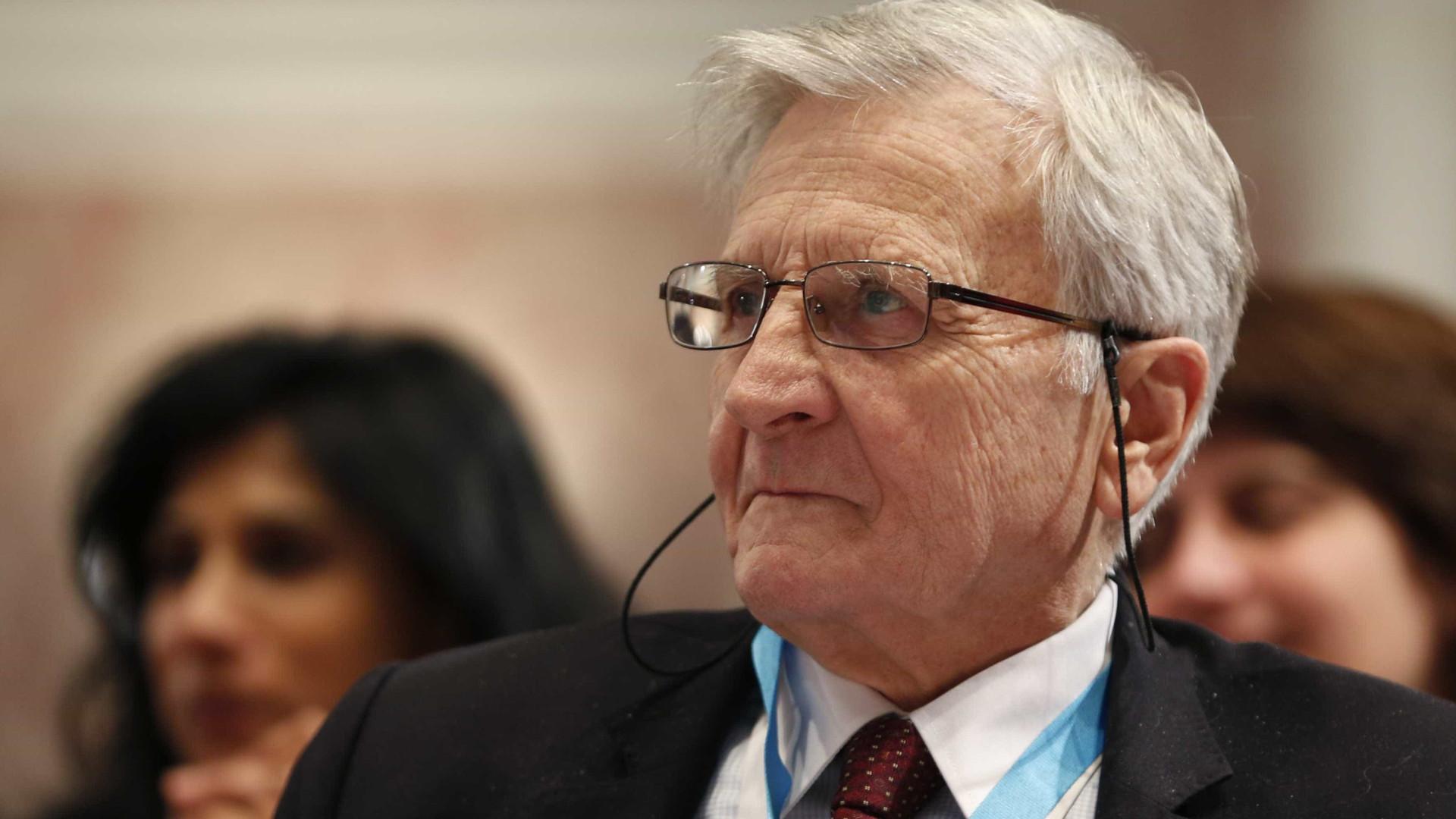 Trichet alerta para risco do aumento do endividamento em todo mundo