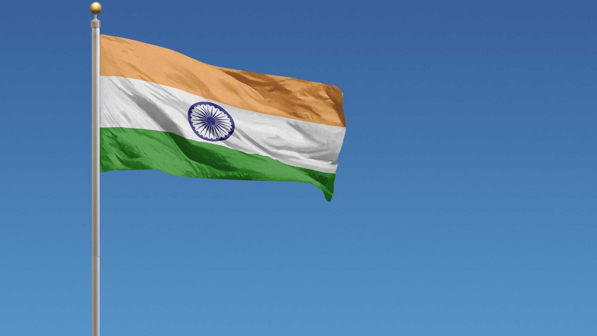 A Índia lançou um foguetão com 31 satélites