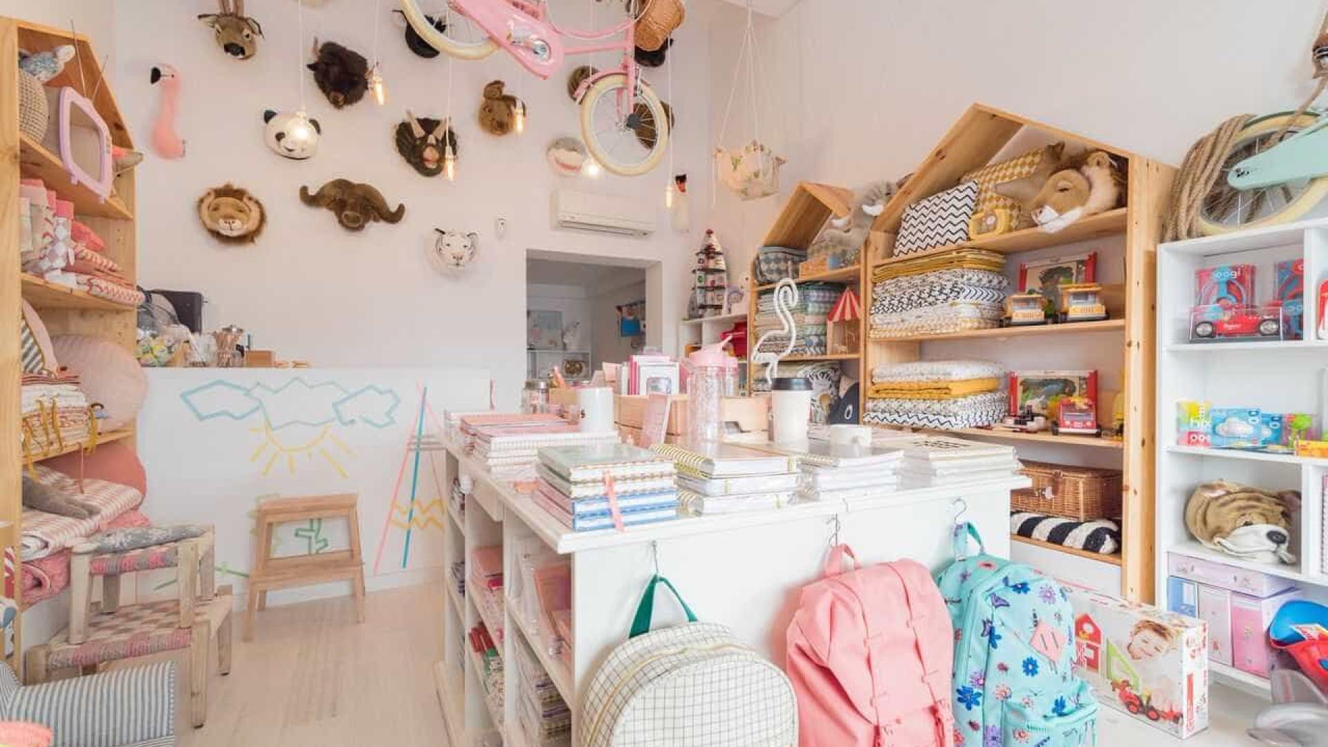 Do online para Alvalade. Maria do Mar abre a primeira loja