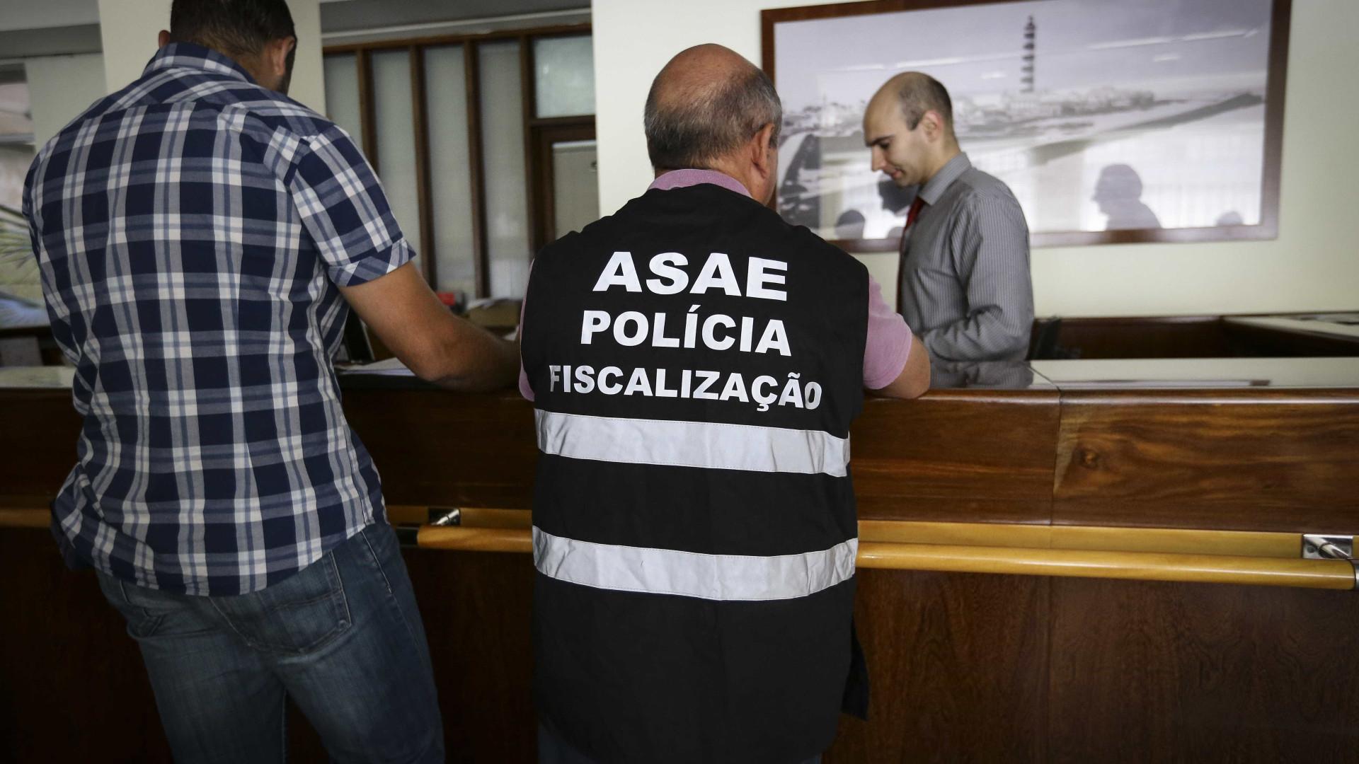 ASAE apreende 31 toneladas de géneros alimentícios no Porto