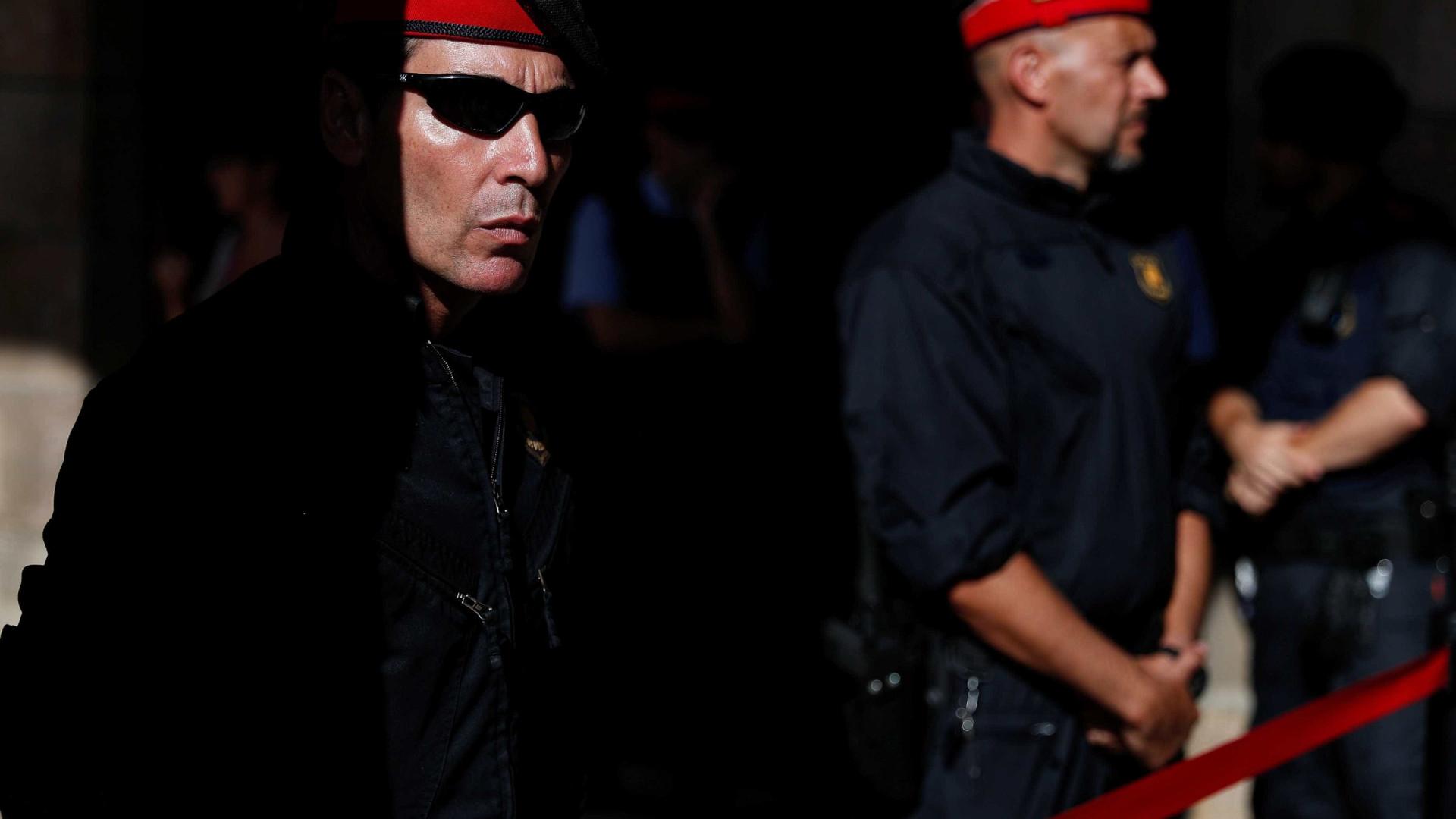 Polícia Nacional reforça presença em vários pontos estratégicos da região
