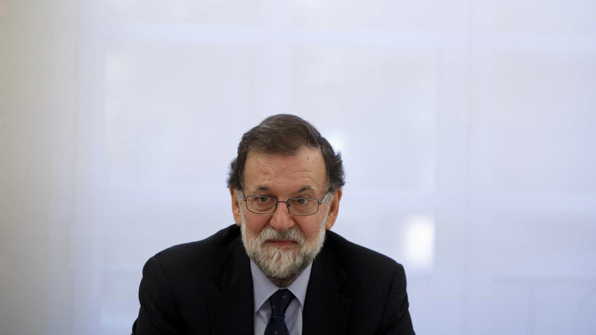 Madrid avança com o fim da autonomia da Catalunha