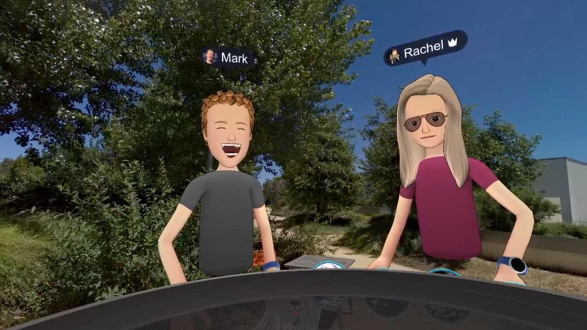 Zuckerberg pediu desculpa pela visita em realidade virtual a Porto Rico
