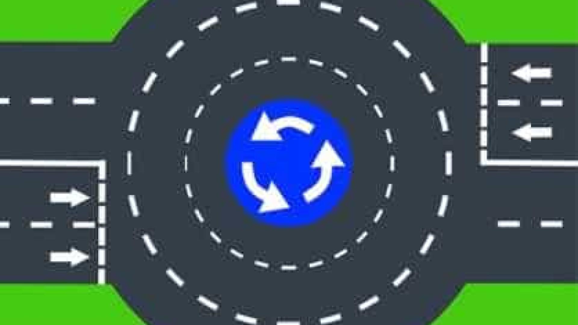 Sabe circular em rotundas? GNR explica-lhe (outra vez)