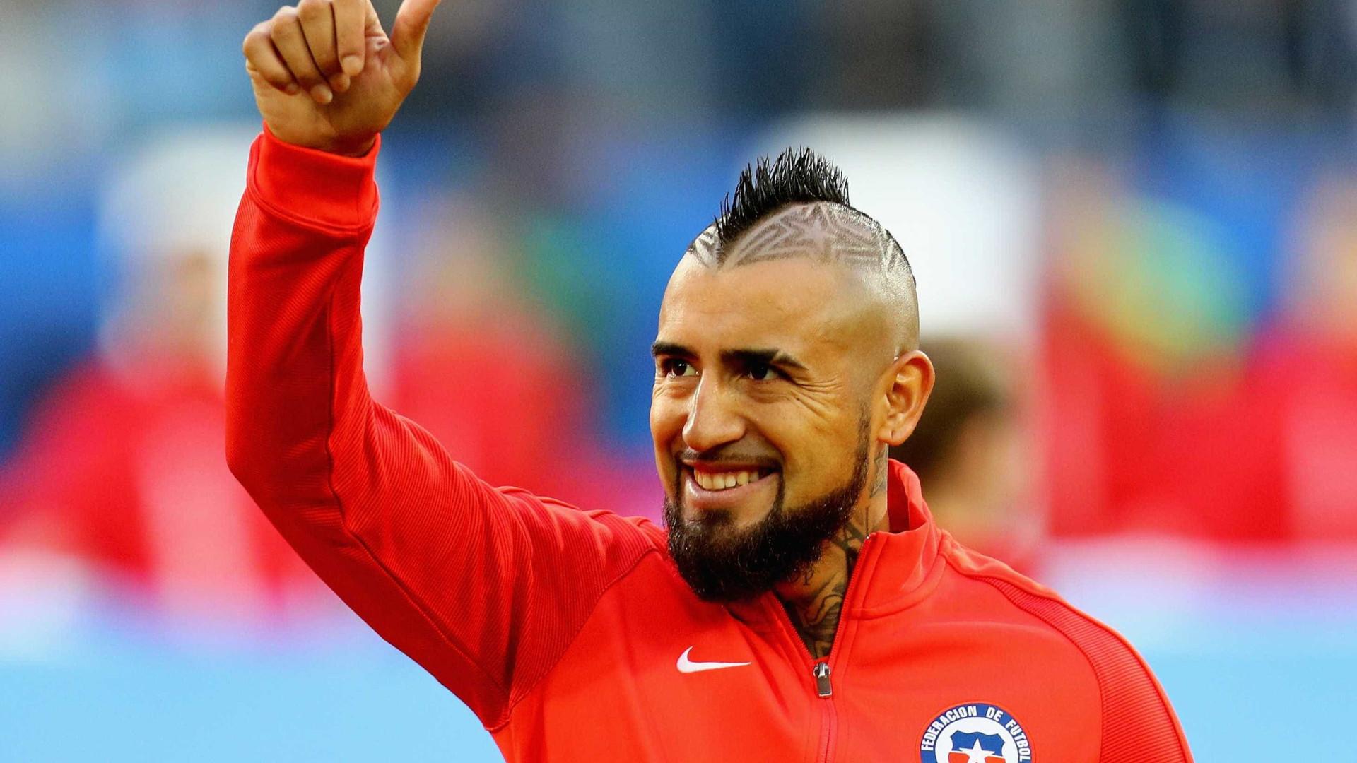Afinal, Arturo Vidal não deixará a seleção…