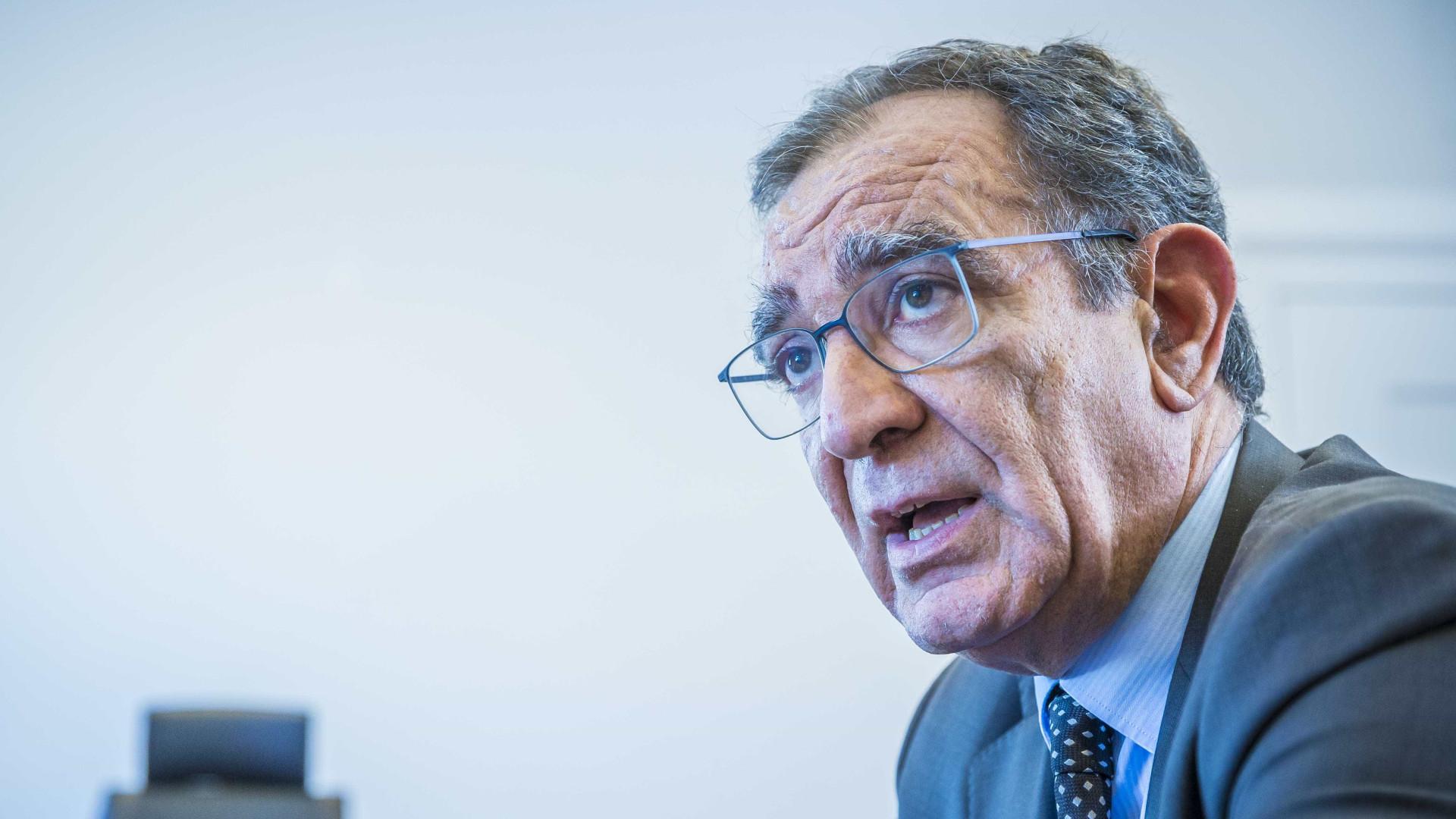 Edmundo Martinho substitui Santana no cargo de provedor da SCML