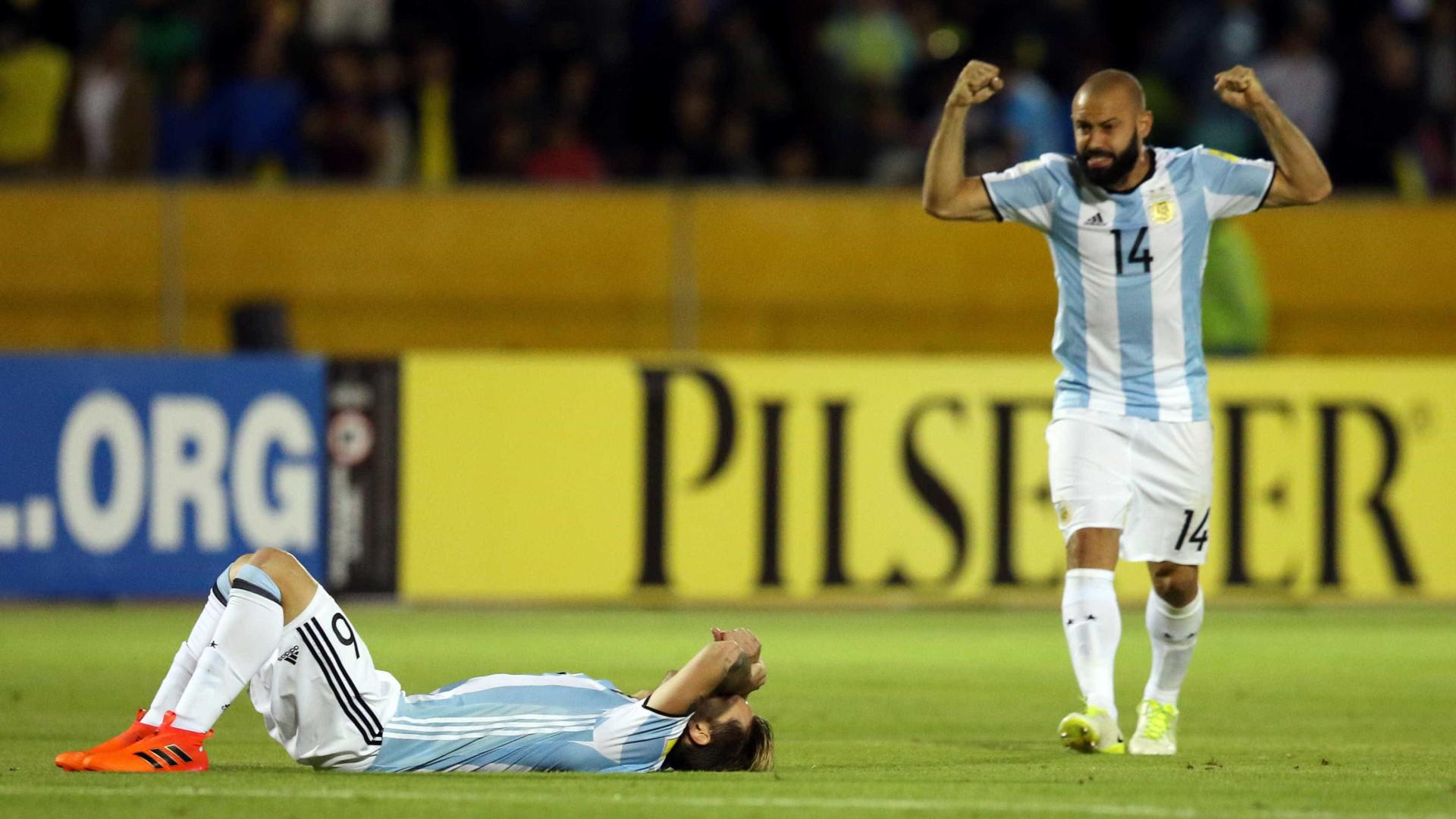Mascherano retira-se da seleção após Mundial e pode deixar Barcelona