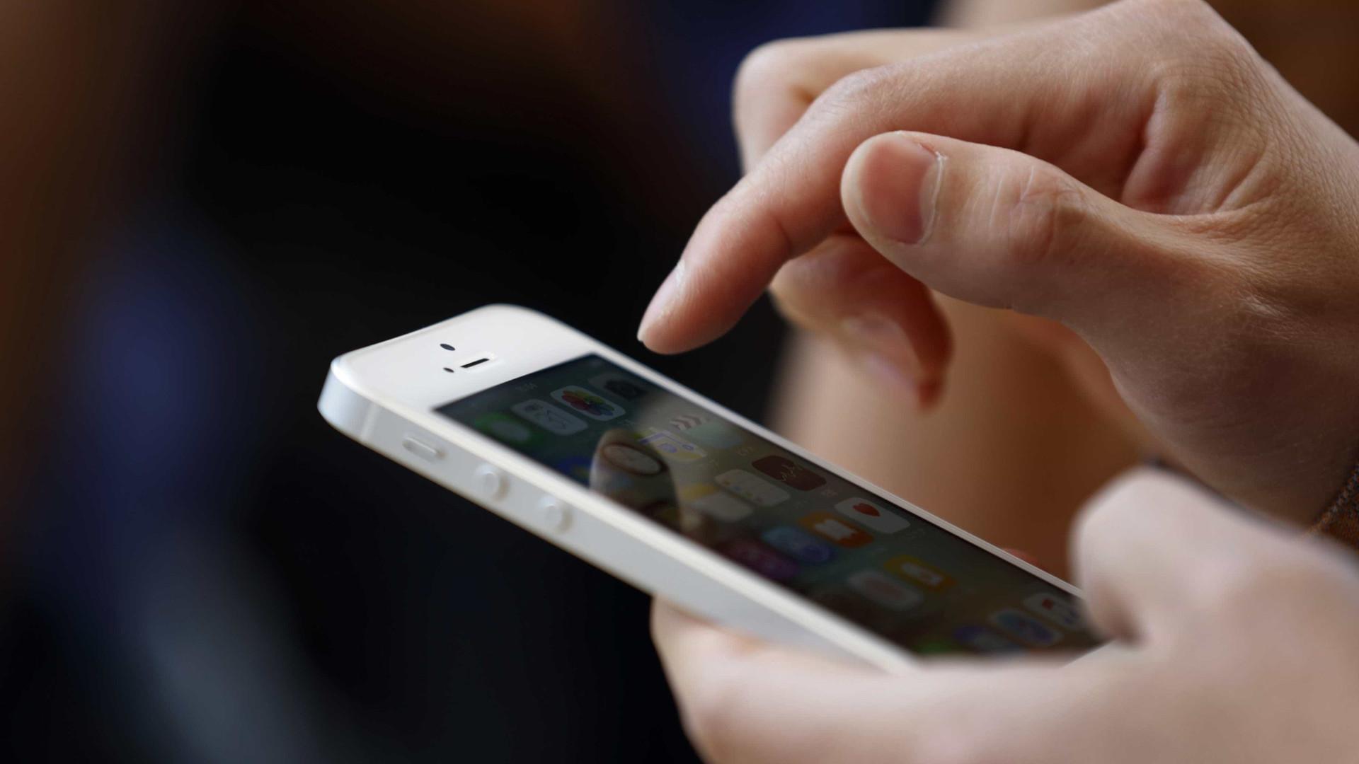 Cuidado. Há um erro no iPhone que bloqueia o smartphone