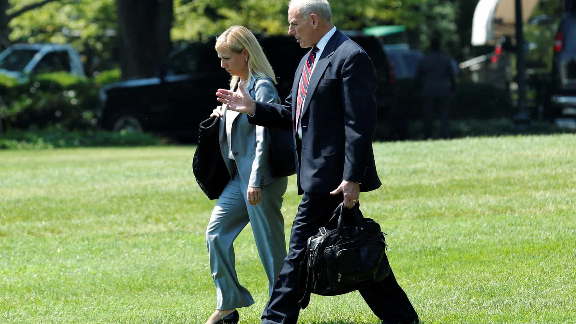 Responsável da Casa Branca designada para a Segurança interna