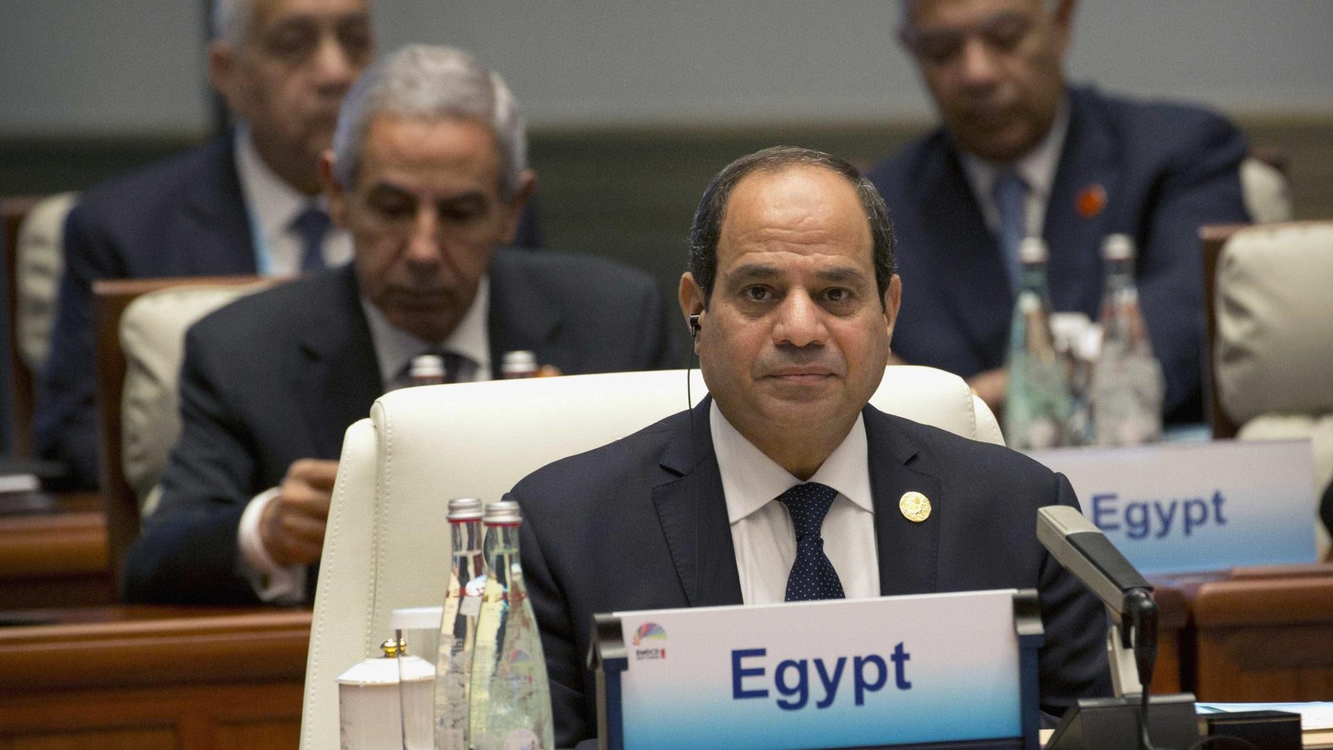 Egito prolonga estado de emergência por mais três meses