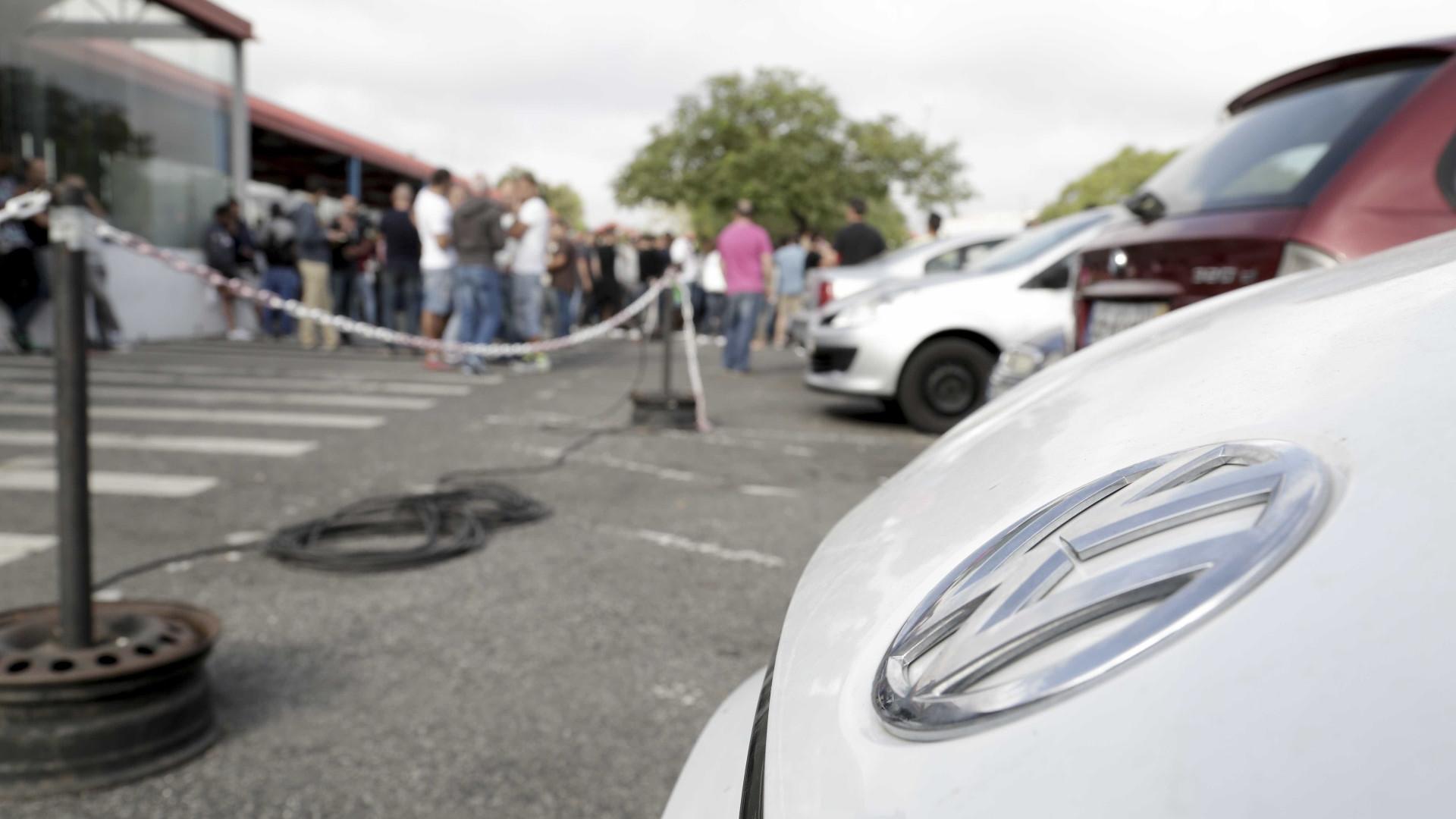 Autoeuropa faz nova paragem na segunda-feira devido à falta de peças