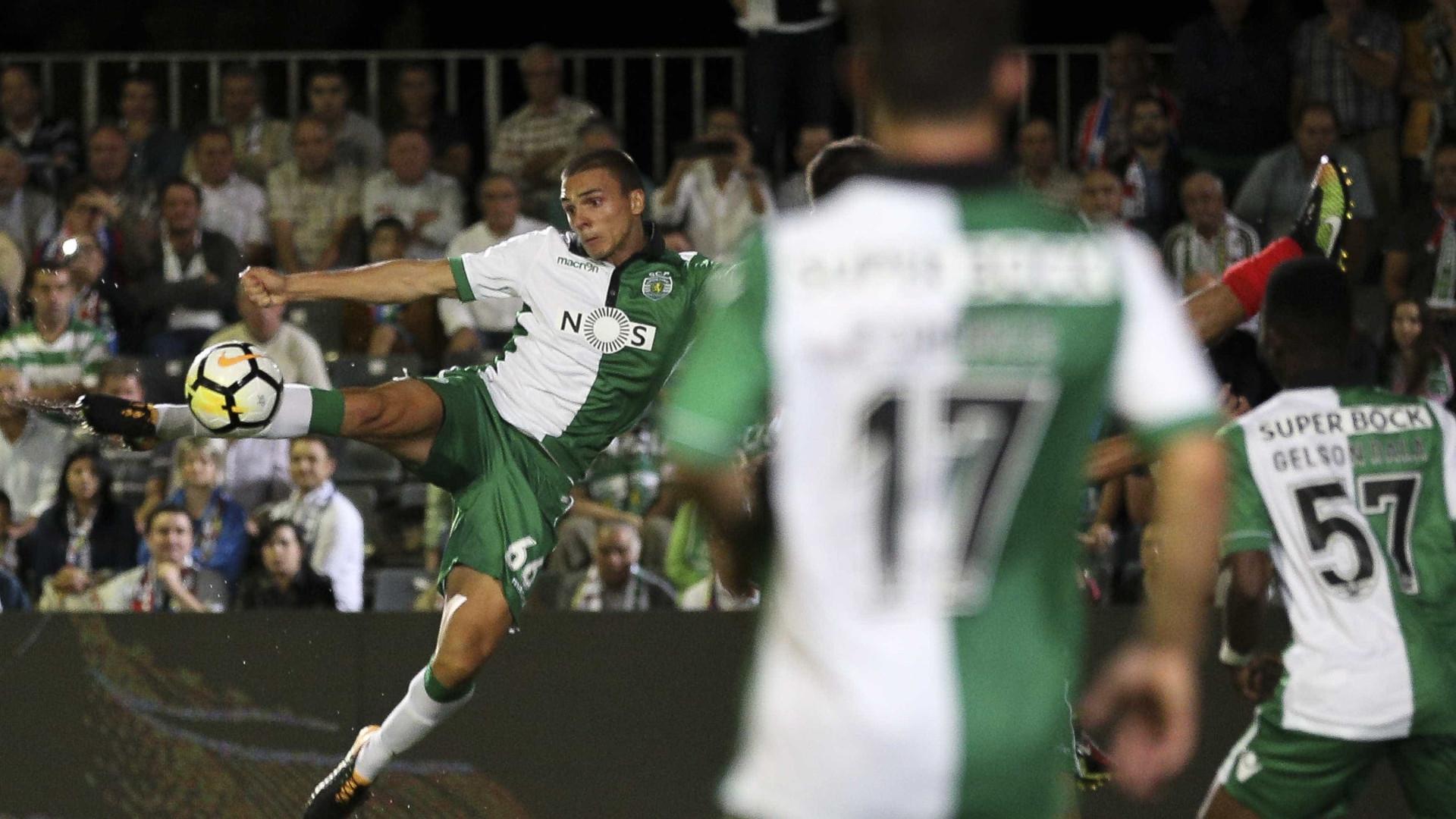"""""""Sporting enfrentou o Oleiros como se fosse Barcelona ou FC Porto"""""""