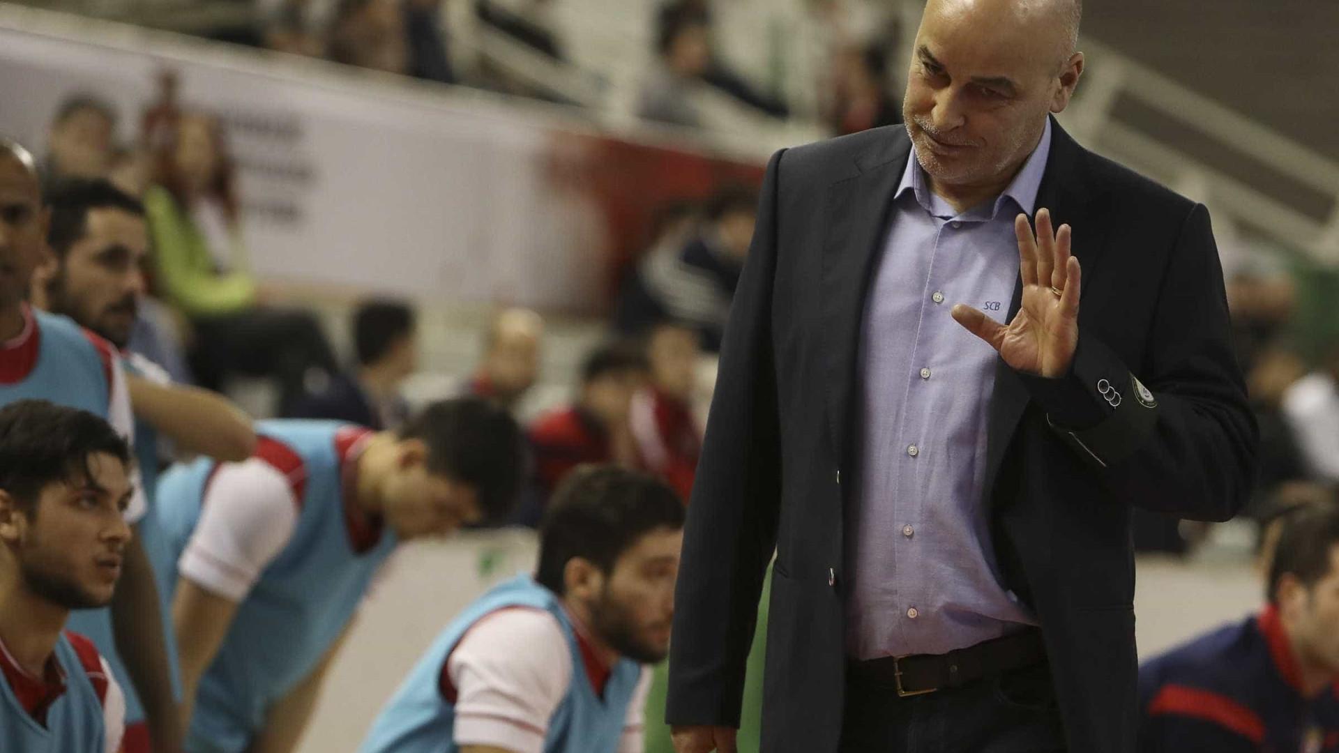 Histórico: Sp. Braga vence e está na Ronda de Elite da UEFA Futsal Cup