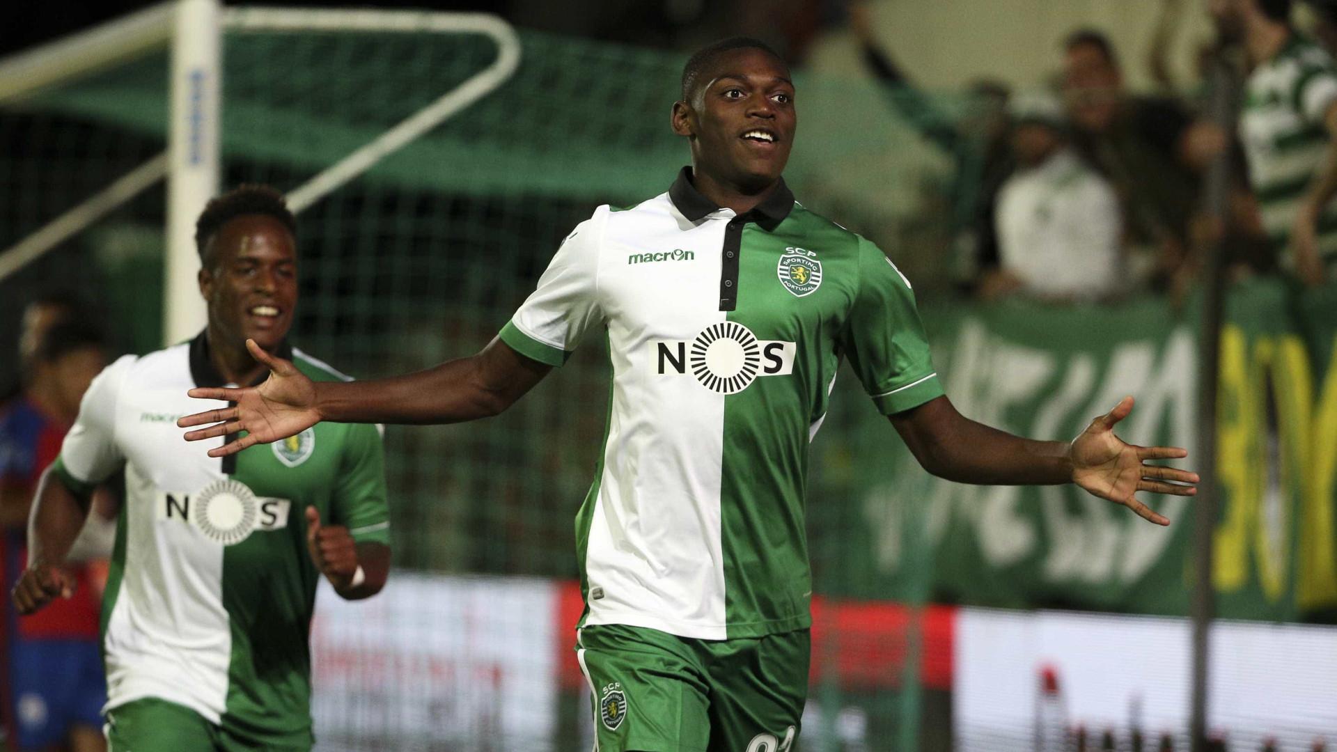 Rafael Leão poderá estar a caminho do Borussia Dortmund