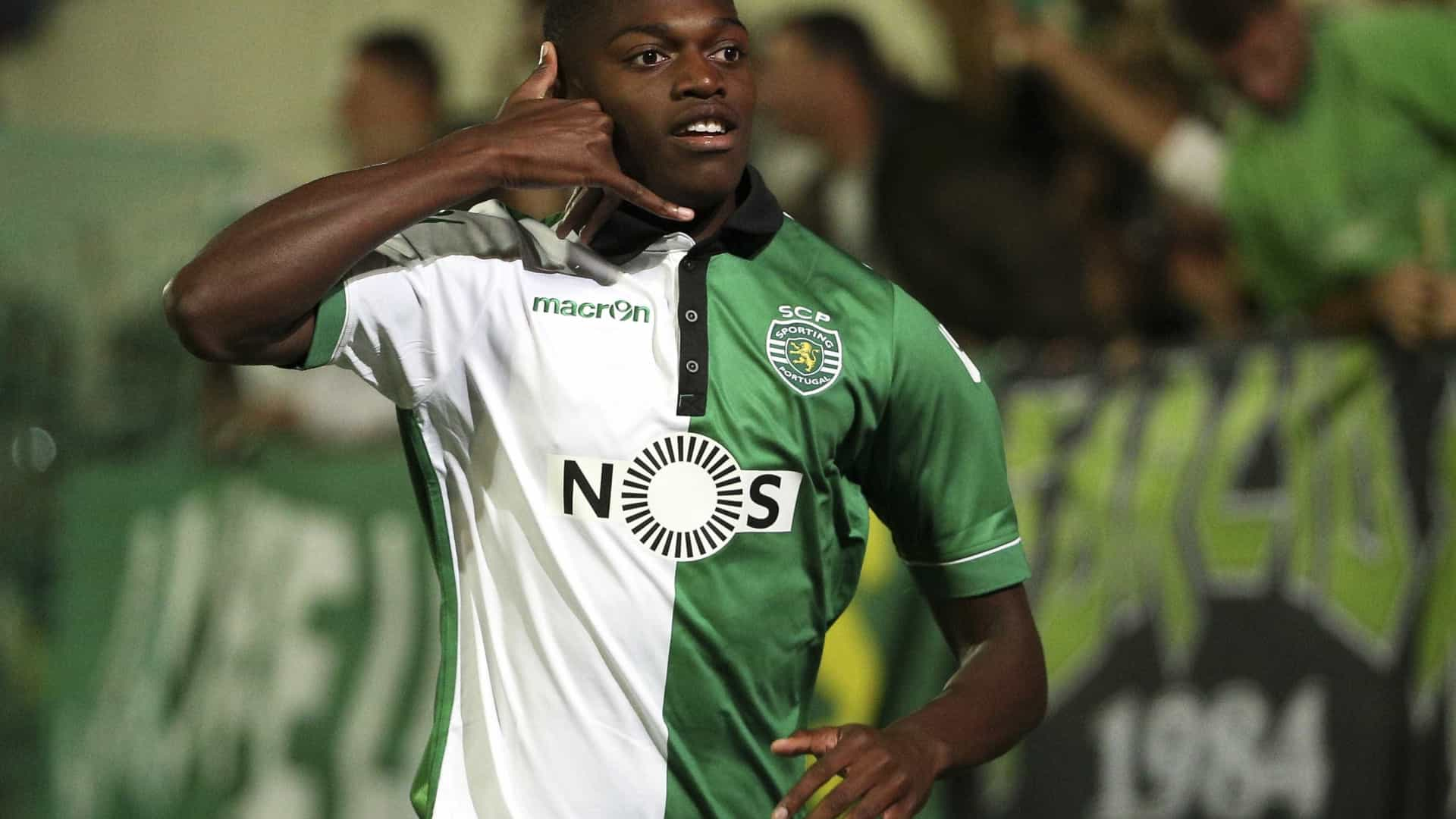 """""""Jorge Jesus disse-me que Rafael Leão vai ser um grande jogador"""""""