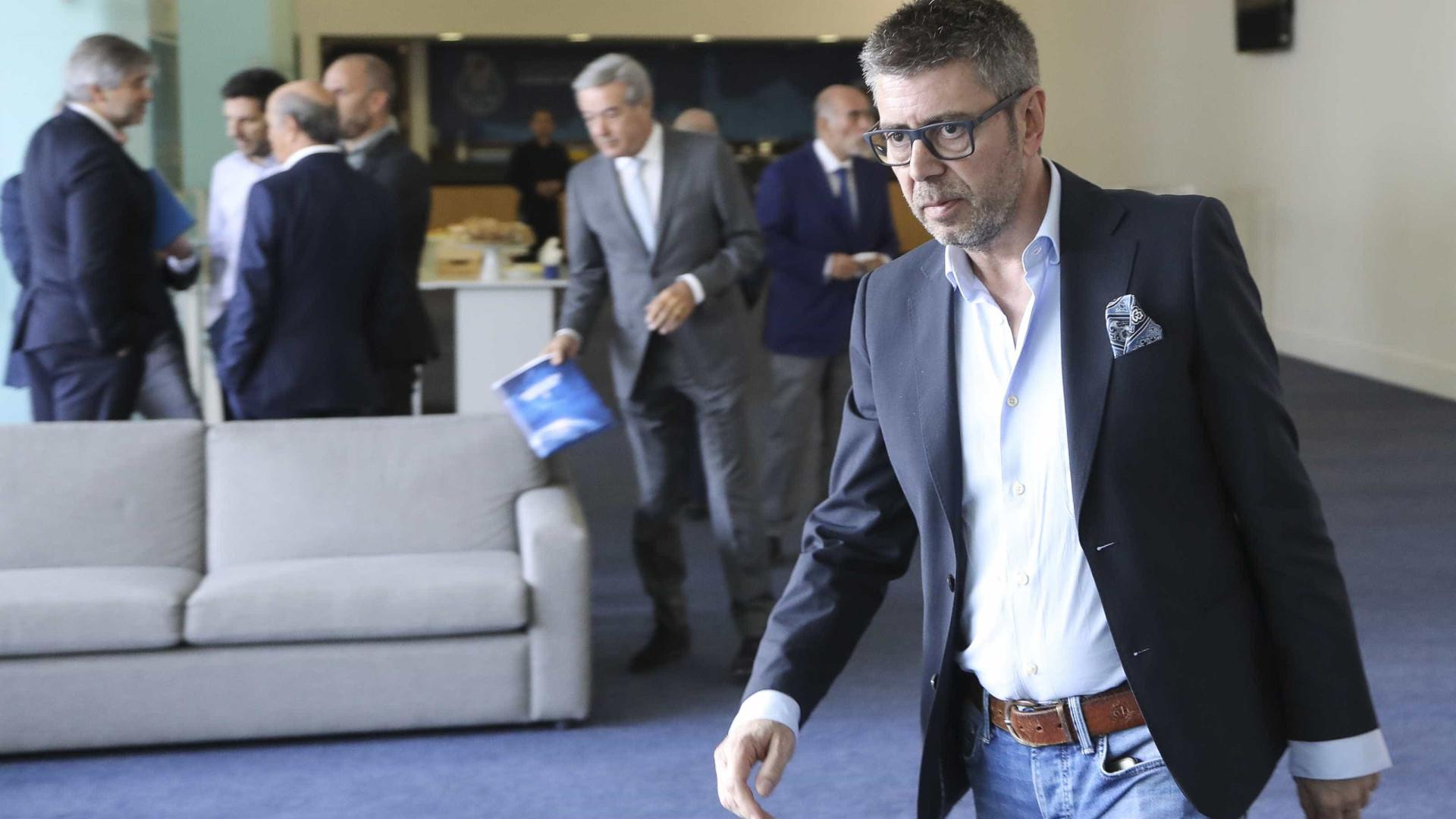"""""""Agora há pedidos de árbitros pela televisão"""", diz Francisco J. Marques"""