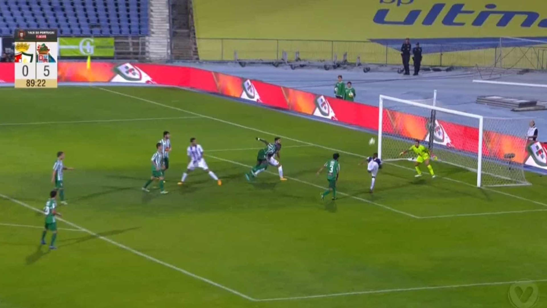 Soares falha jogo da Taça de Portugal