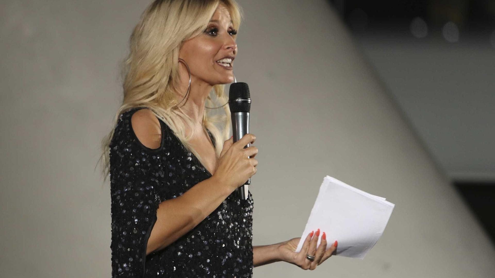 Cristina Ferreira prescinde dos direitos de autor e ajuda jovens