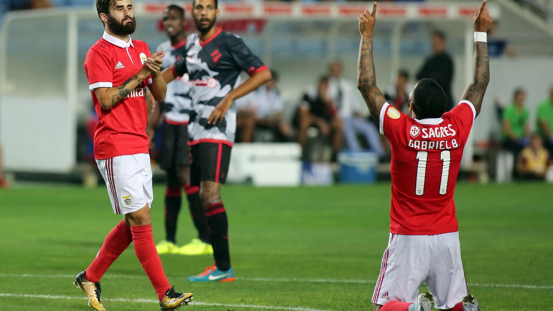 Gabigol: Benfica prestes a arrumar situação do brasileiro