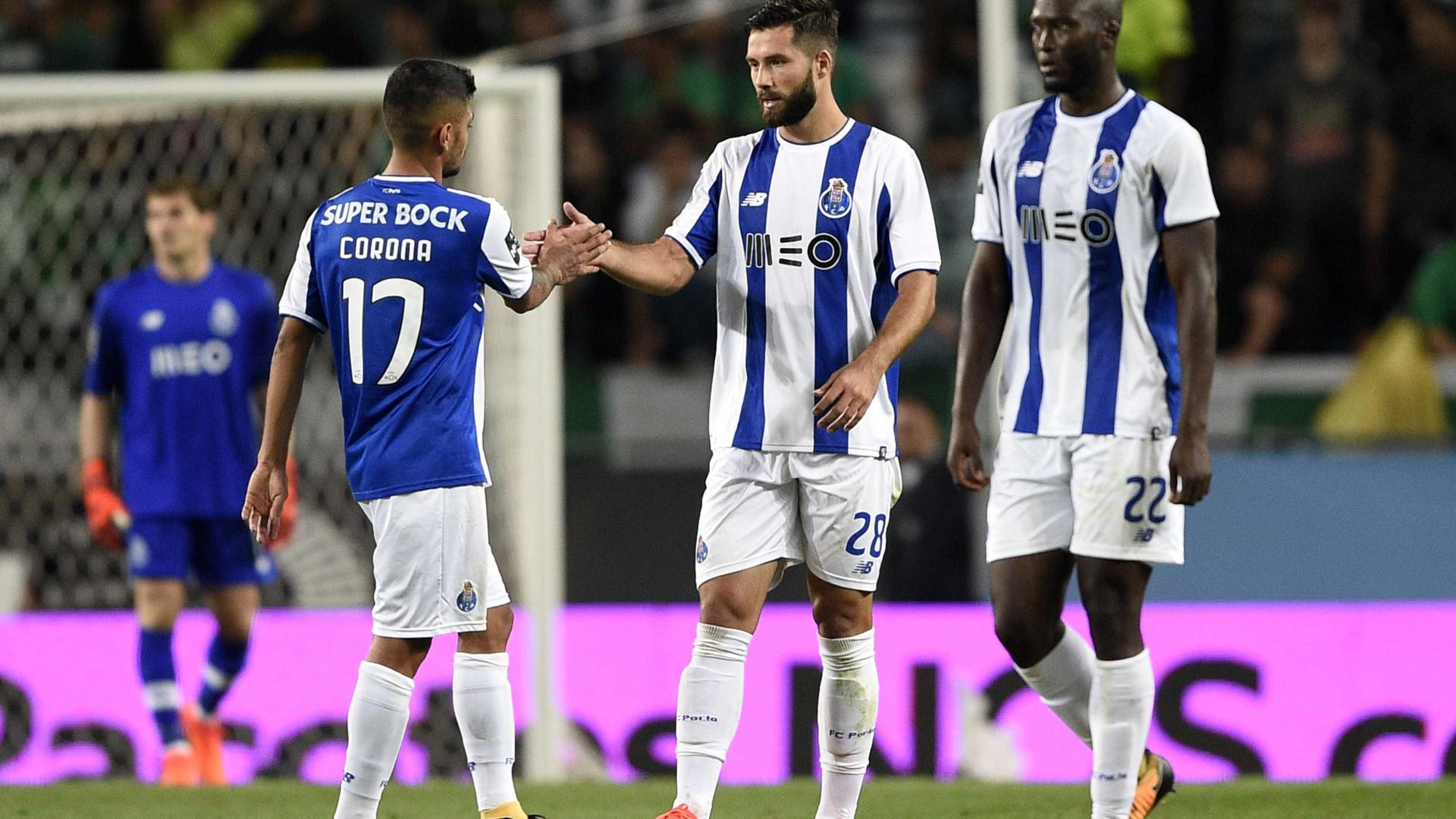 New Balance 'veste' o FC Porto até 2024