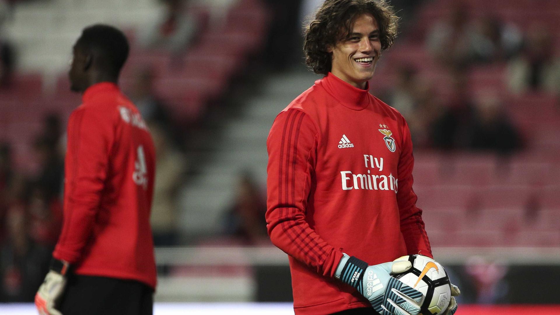 Svilar: O menino que pode destronar Casillas na Champions