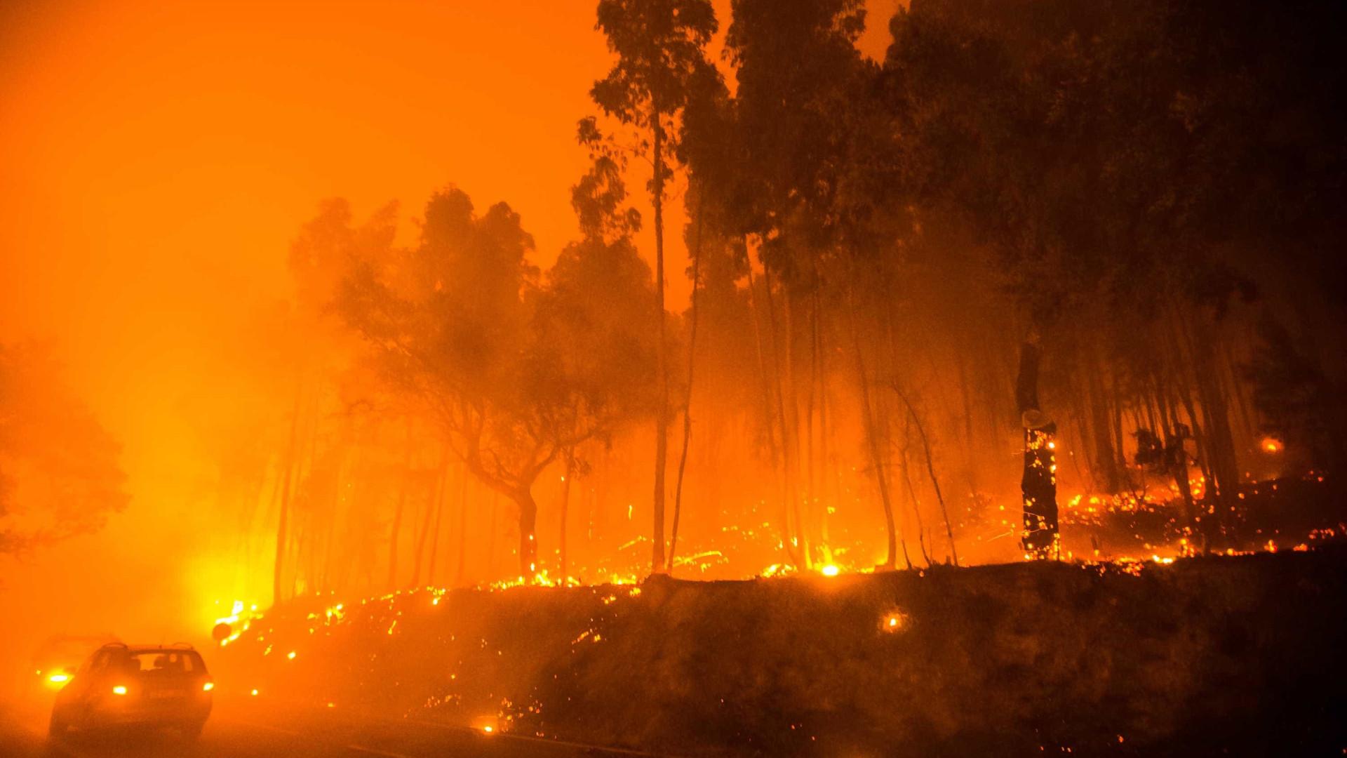 """Inferno Em Chamas Ele notícias ao minuto - """"inferno ao vivo"""" fere de morte pulmão de braga"""