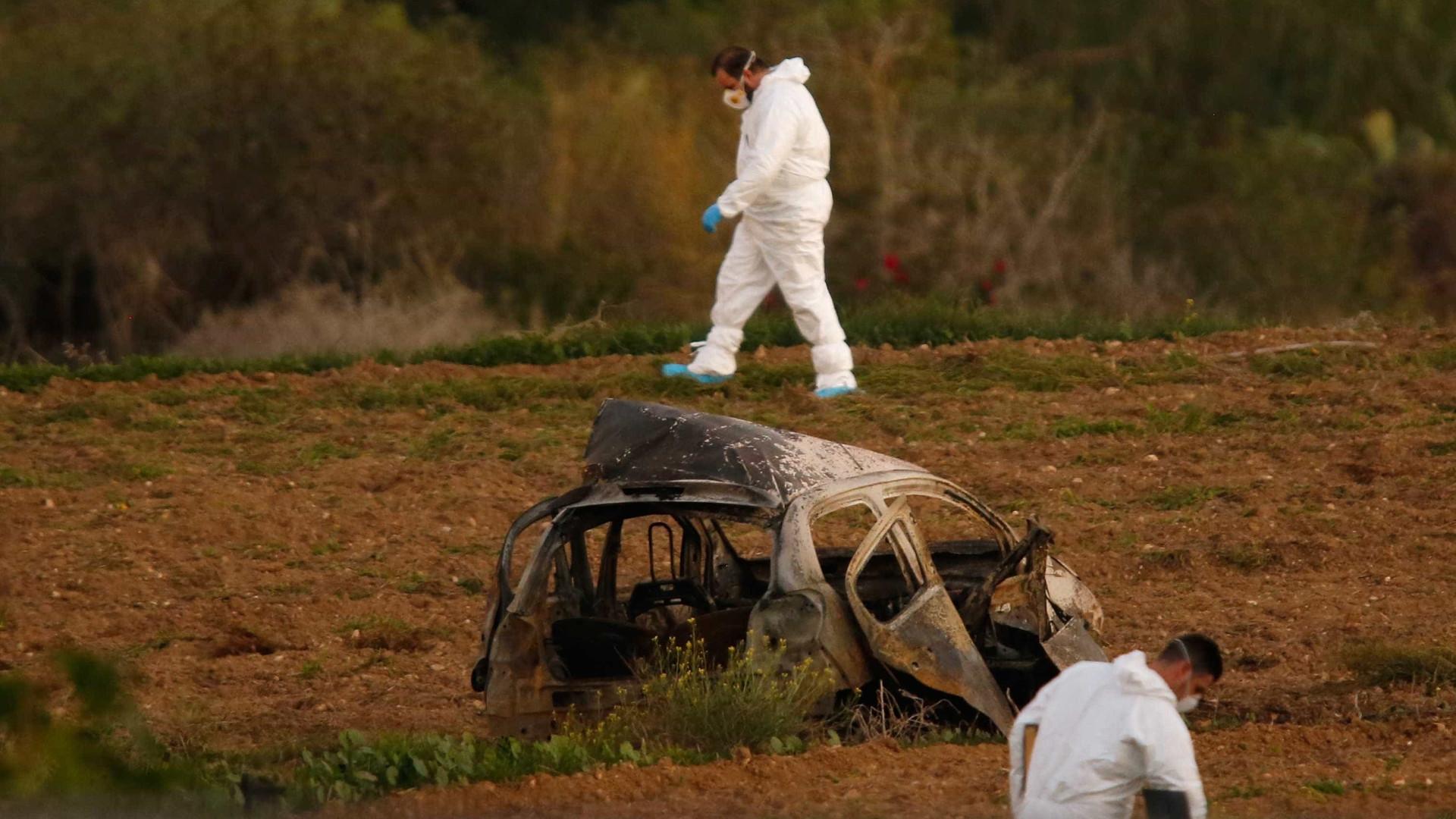 Jornalista de Panamá Papers morre em explosão de carro bomba