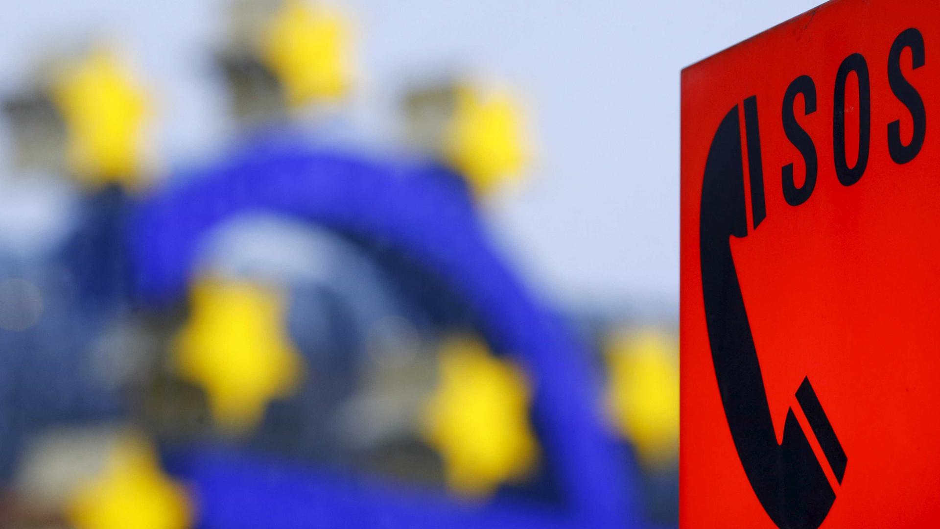 Portugal entre os piores da UE na taxa de abandono de chamadas para 112